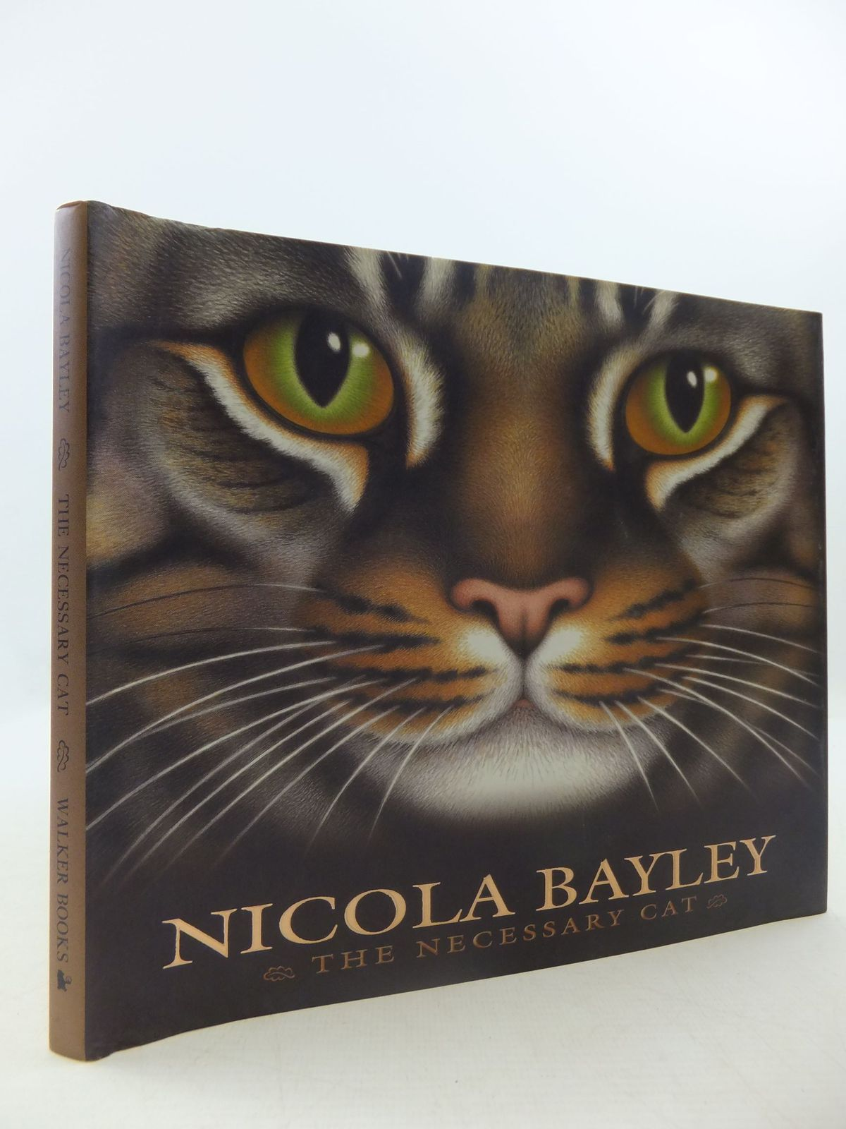 Photo of THE NECESSARY CAT written by Bayley, Nicola Keats, John Wordsworth, William et al,  illustrated by Bayley, Nicola published by Walker Books (STOCK CODE: 2111603)  for sale by Stella & Rose's Books