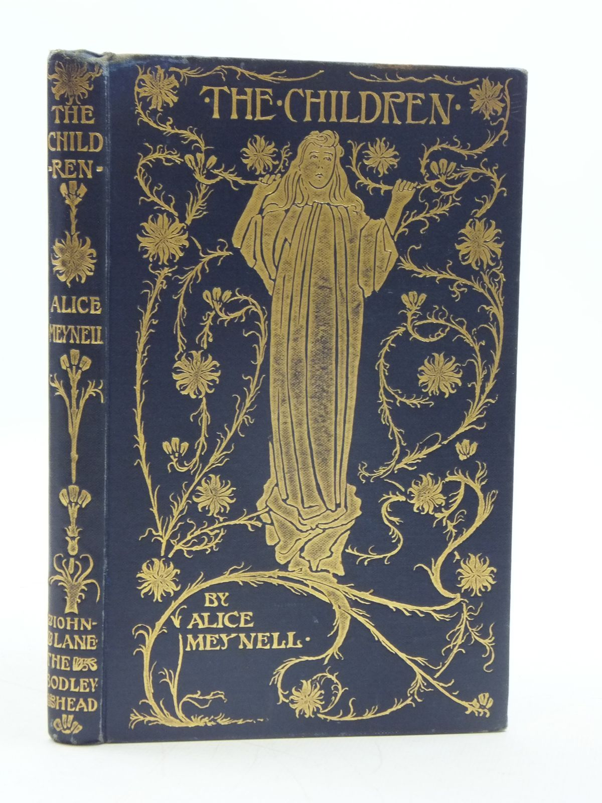 Photo of THE CHILDREN written by Meynell, Alice illustrated by Robinson, Charles published by John Lane The Bodley Head (STOCK CODE: 2111655)  for sale by Stella & Rose's Books