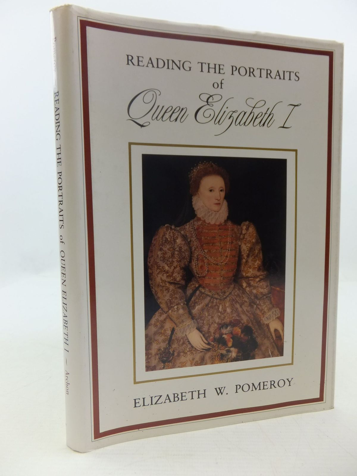 Photo of READING THE PORTRAITS OF QUEEN ELIZABETH I- Stock Number: 2111887