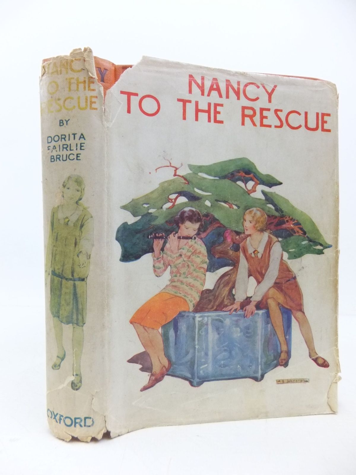 Photo of NANCY TO THE RESCUE written by Bruce, Dorita Fairlie published by Oxford University Press, Humphrey Milford (STOCK CODE: 2112108)  for sale by Stella & Rose's Books
