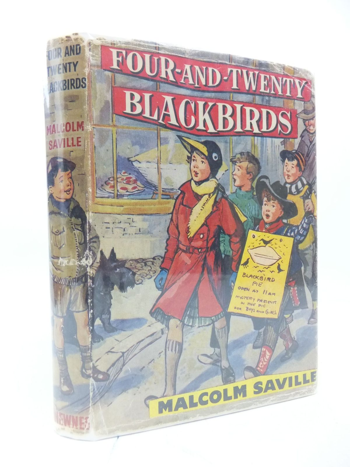 Photo of FOUR-AND-TWENTY BLACKBIRDS- Stock Number: 2112118