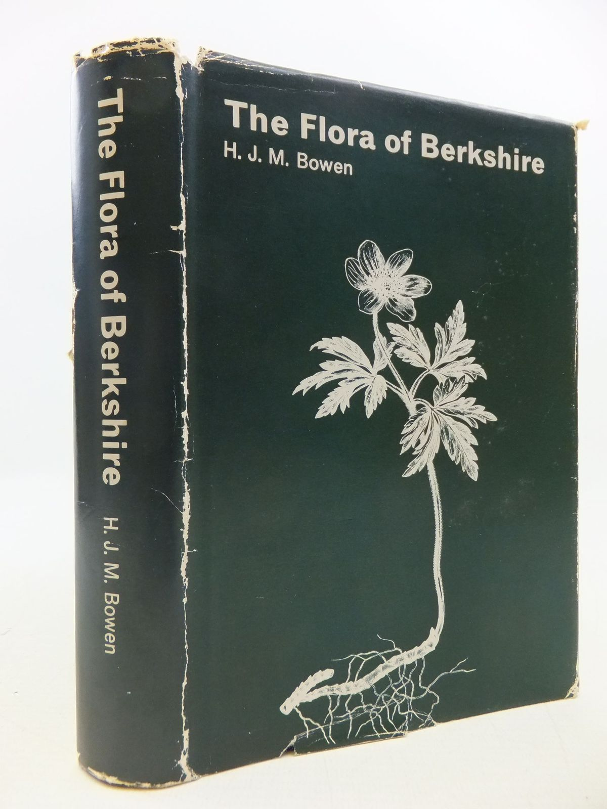 Photo of THE FLORA OF BERKSHIRE written by Bowen, H.J.M. published by Holywell Press (STOCK CODE: 2112306)  for sale by Stella & Rose's Books