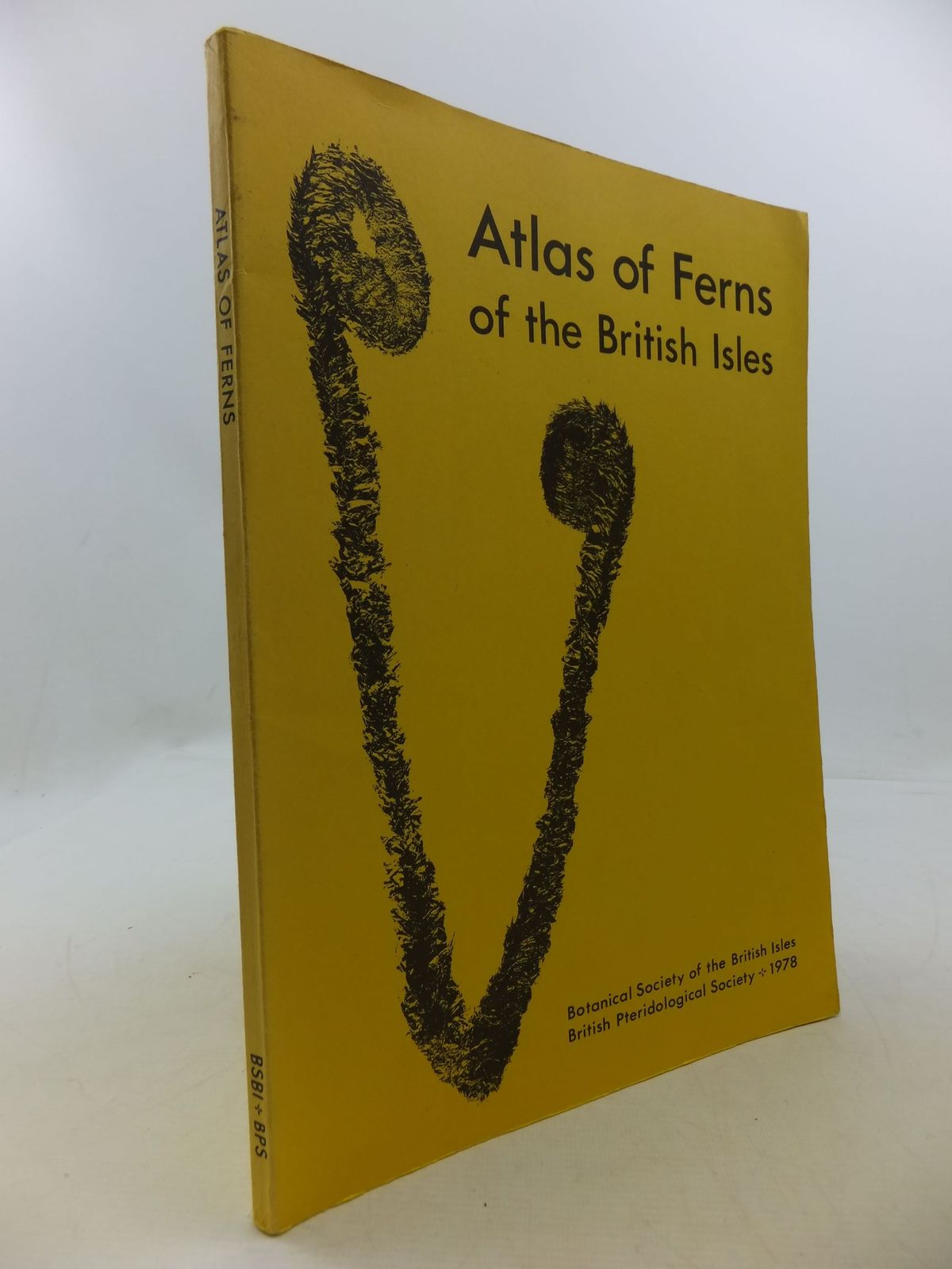 Photo of ATLAS OF FERNS OF THE BRITISH ISLES written by Jermy, A.C. published by Botanical Society Of The British Isles (STOCK CODE: 2112316)  for sale by Stella & Rose's Books