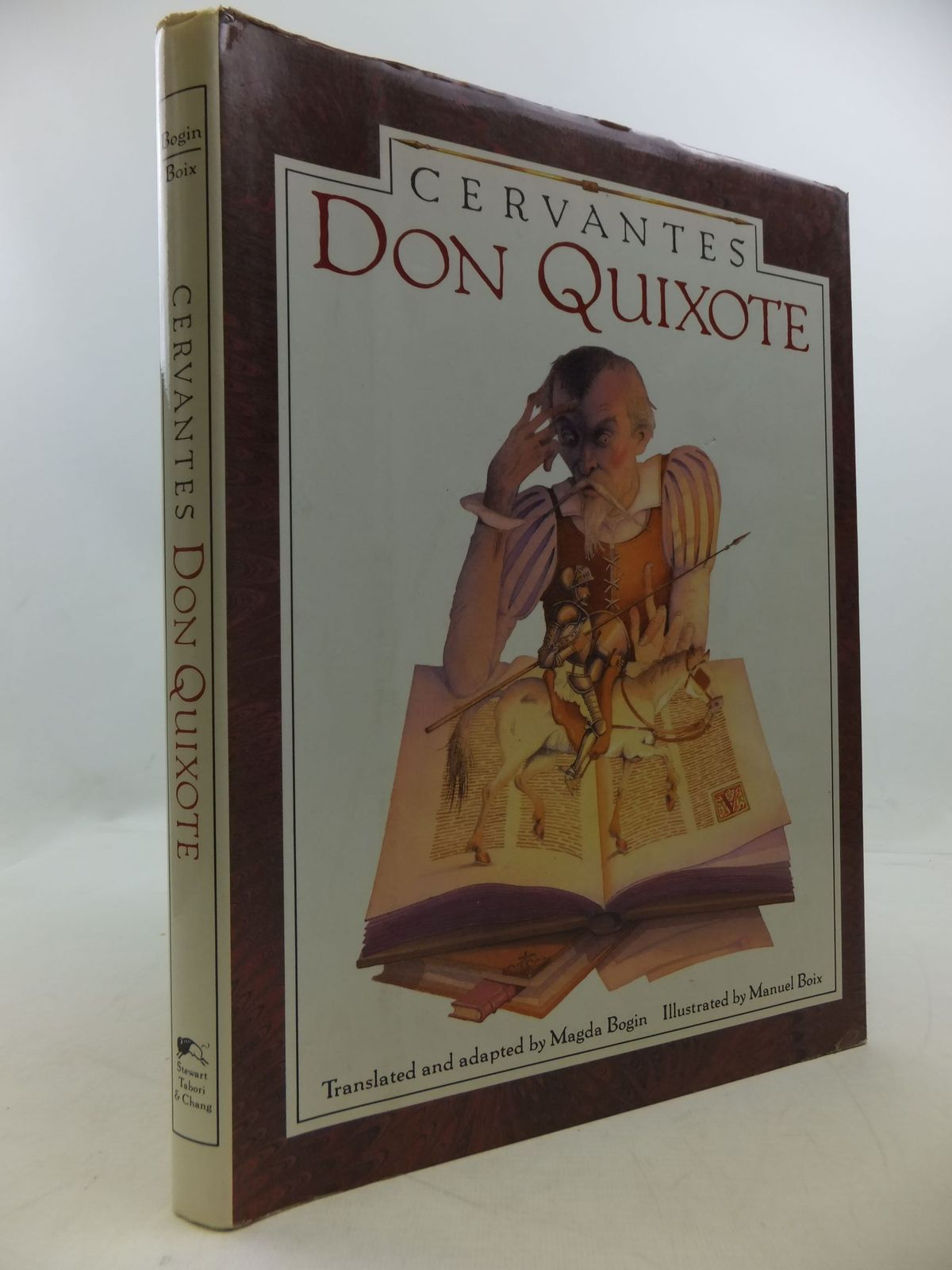 Photo of DON QUIXOTE- Stock Number: 2112392
