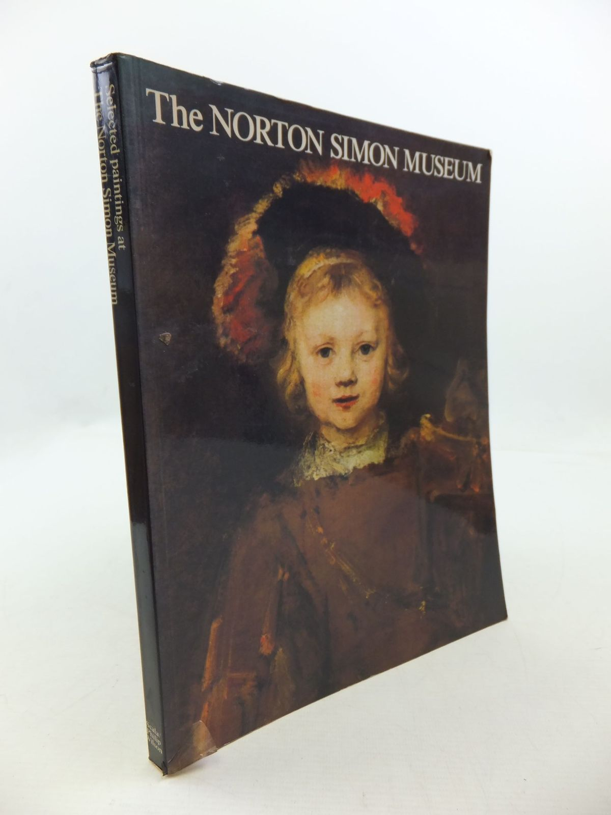 Photo of SELECTED PAINTINGS AT THE NORTON SIMON MUSEUM written by Herrmann, Frank published by Scala Books, Philip Wilson (STOCK CODE: 2112448)  for sale by Stella & Rose's Books