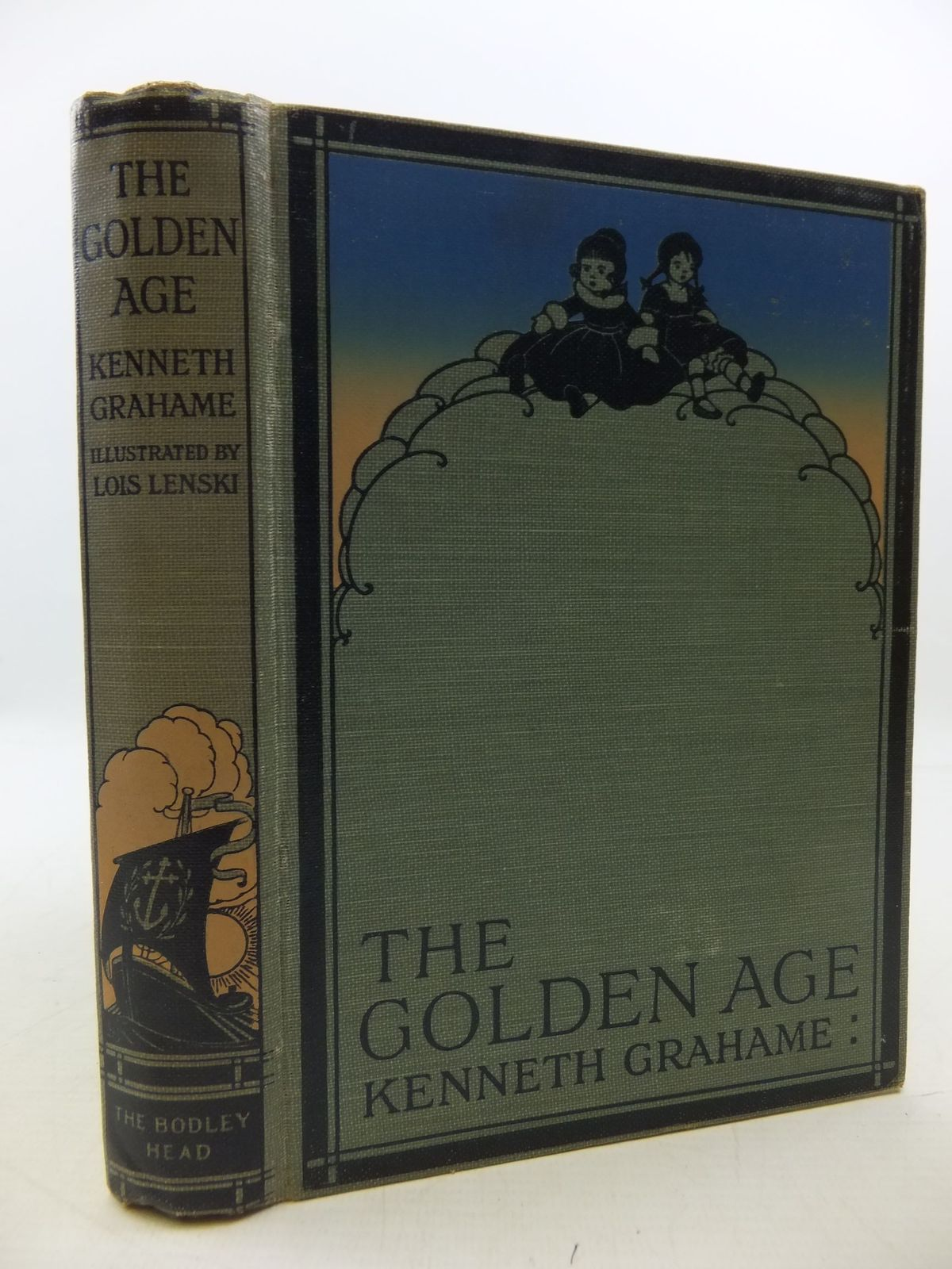 Photo of THE GOLDEN AGE written by Grahame, Kenneth illustrated by Lenski, Lois published by John Lane The Bodley Head (STOCK CODE: 2112476)  for sale by Stella & Rose's Books