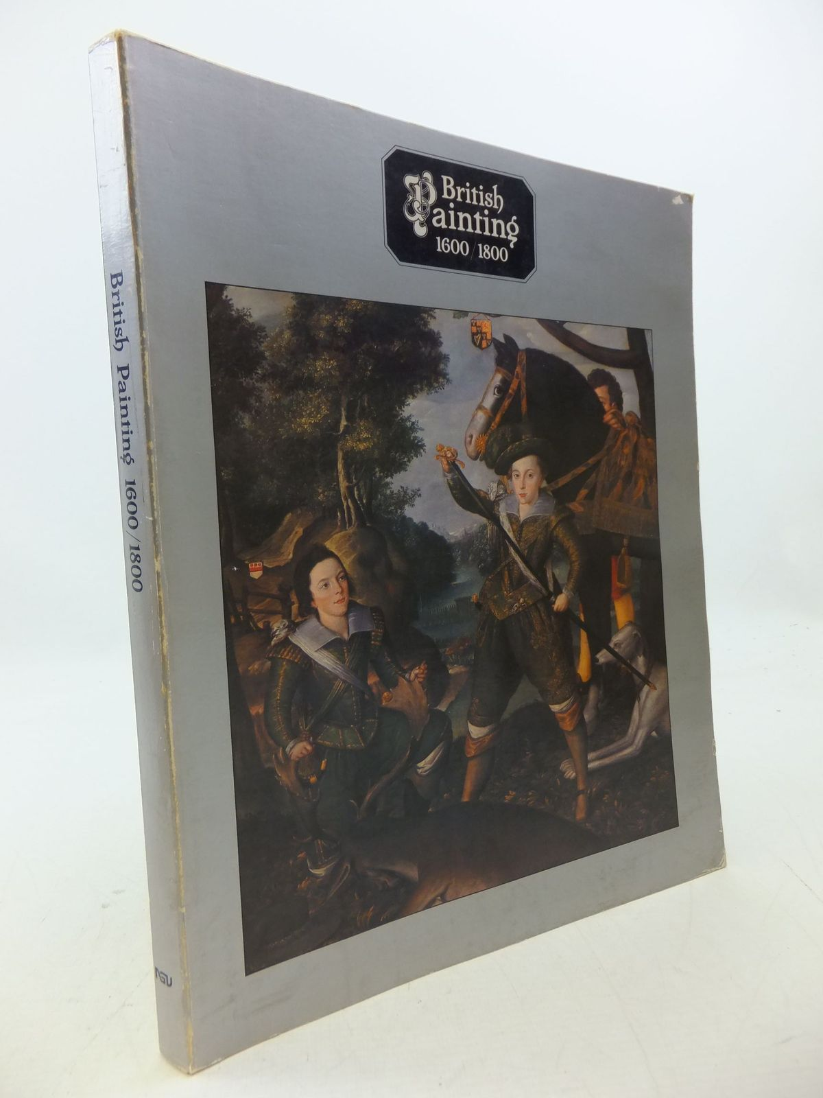 Photo of BRITISH PAINTING 1600/1800 published by National Gallery Of Victoria (STOCK CODE: 2112677)  for sale by Stella & Rose's Books
