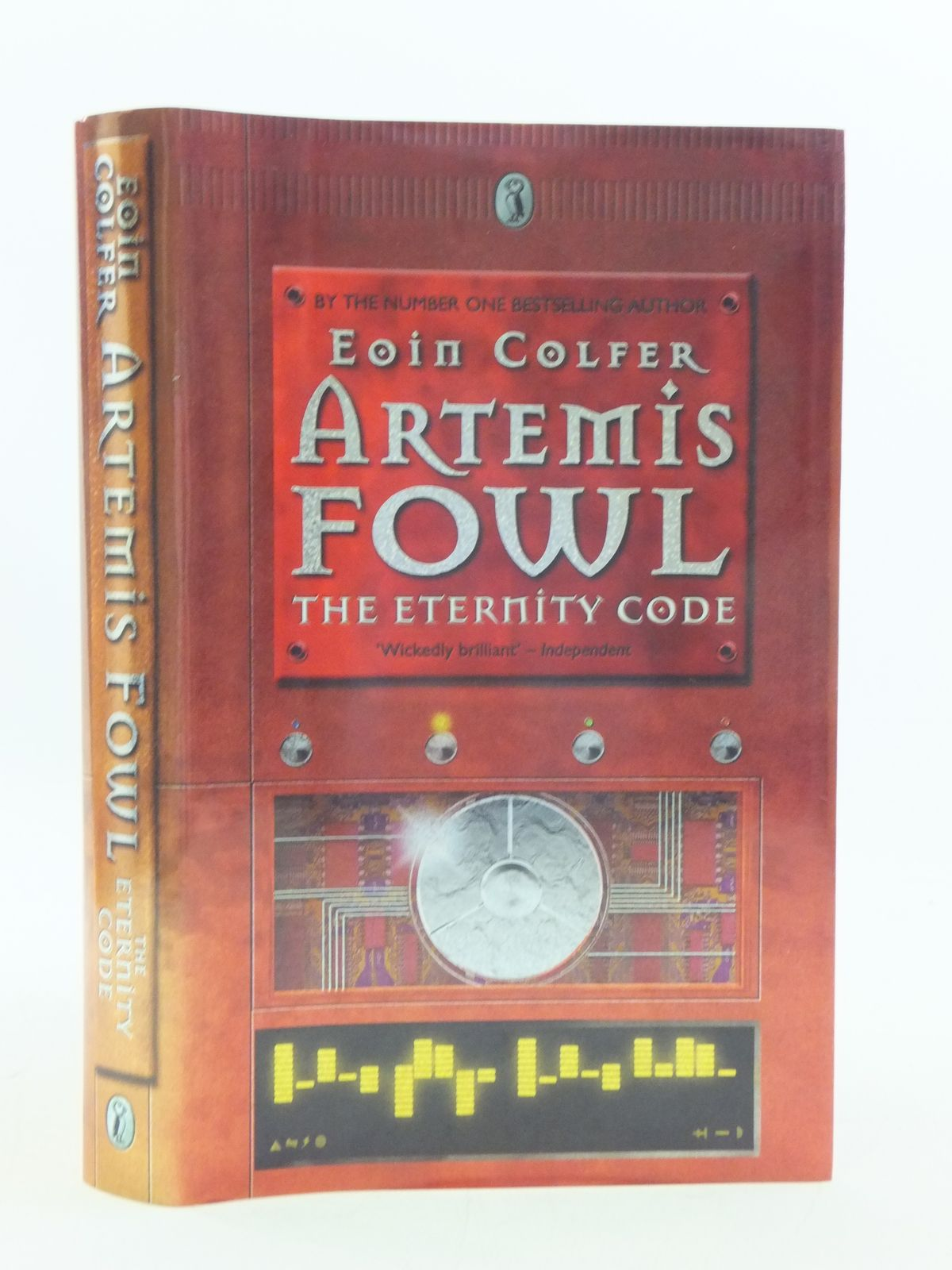 Photo of ARTEMIS FOWL THE ETERNITY CODE- Stock Number: 2112800