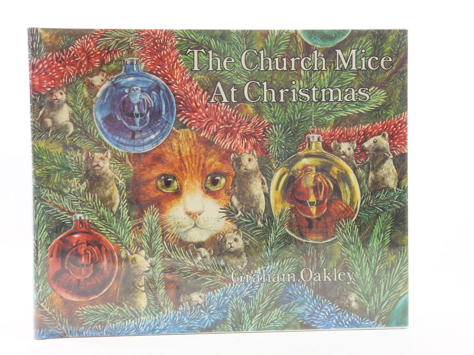 Photo of THE CHURCH MICE AT CHRISTMAS written by Oakley, Graham illustrated by Oakley, Graham published by Macmillan Children's Books (STOCK CODE: 2112845)  for sale by Stella & Rose's Books