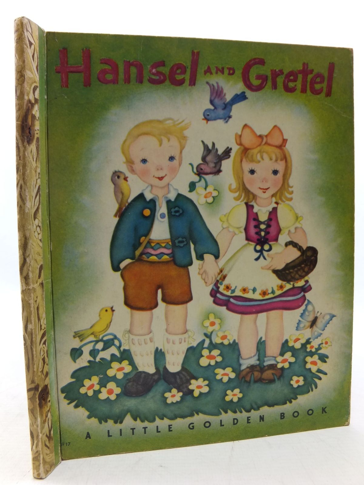 Photo of HANSEL AND GRETEL written by Grimm, Jacob Grimm, Wilhelm illustrated by Weihs, Erika published by Simon & Schuster (STOCK CODE: 2112882)  for sale by Stella & Rose's Books