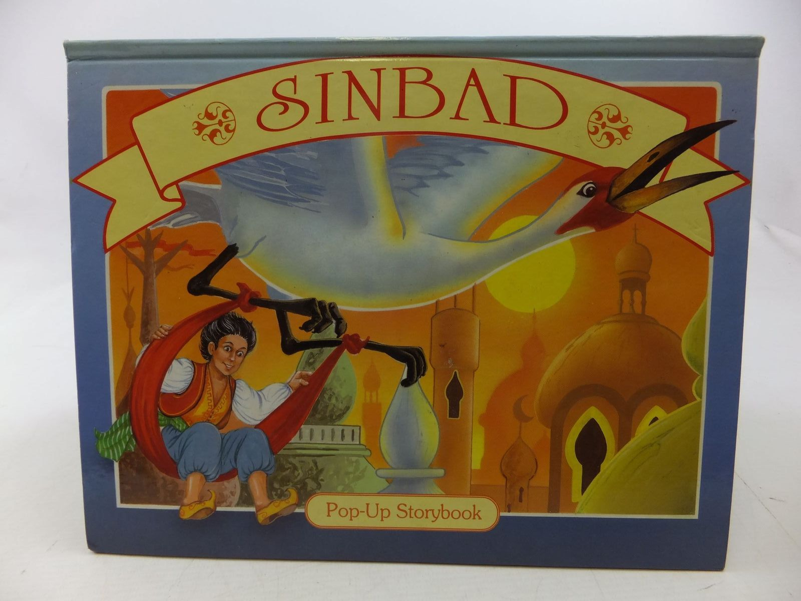 Photo of SINBAD POP-UP STORYBOOK- Stock Number: 2112948