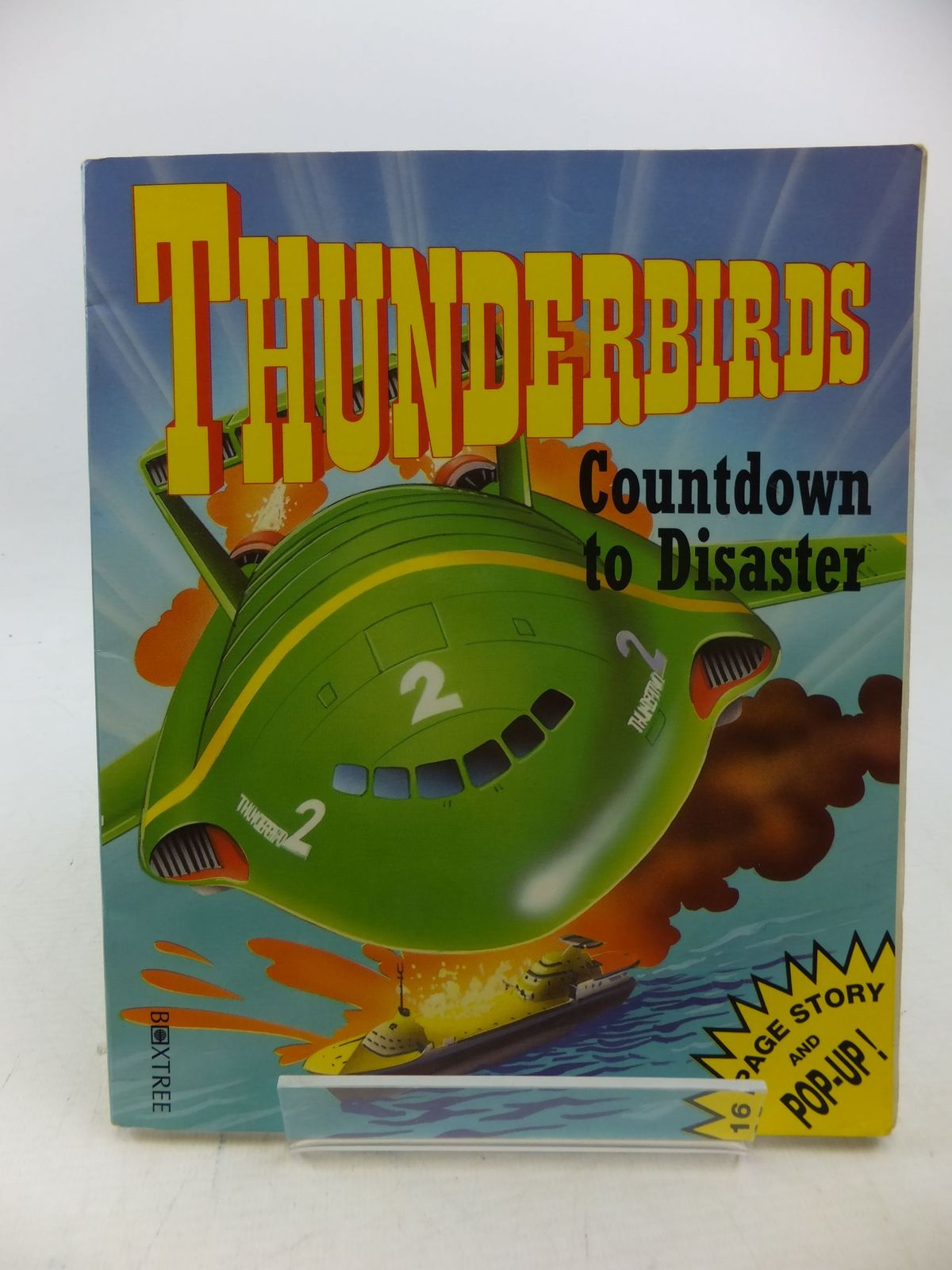 Photo of THUNDERBIRDS COUNTDOWN TO DISASTER- Stock Number: 2112963