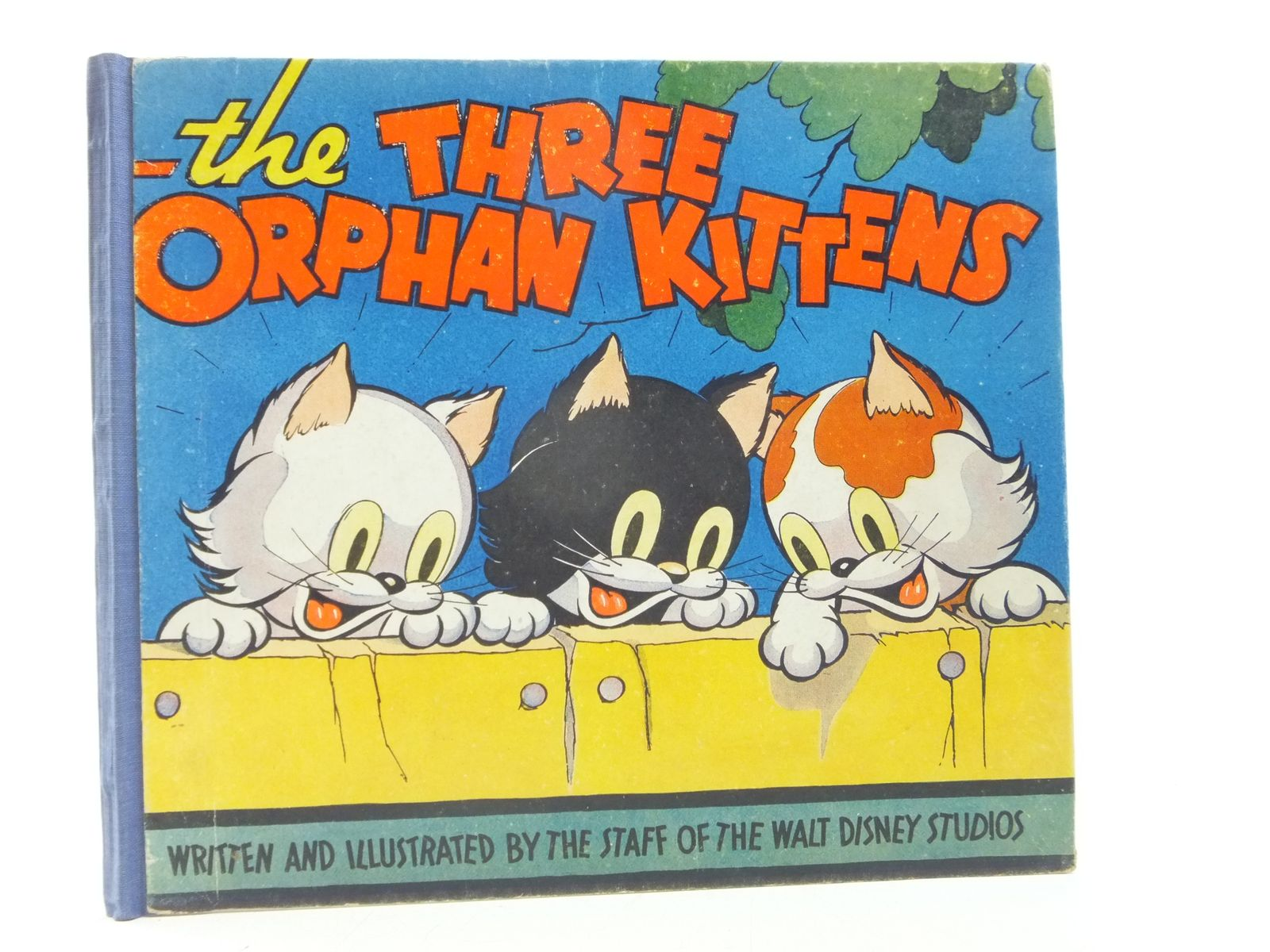 Photo of THE THREE ORPHAN KITTENS- Stock Number: 2113058