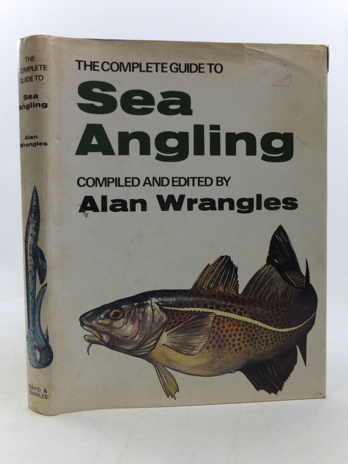 Photo of THE COMPLETE GUIDE TO SEA ANGLING written by Wrangles, Alan published by David & Charles (STOCK CODE: 2113081)  for sale by Stella & Rose's Books