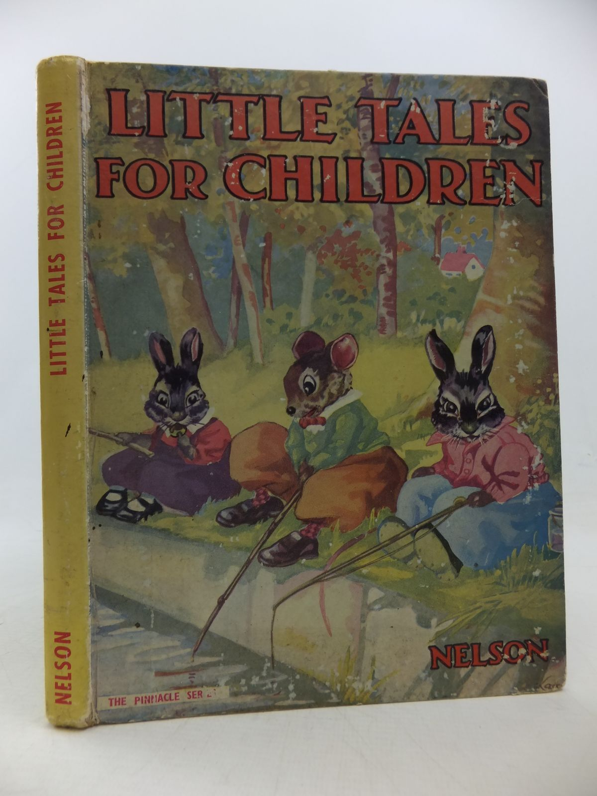 Photo of LITTLE TALES FOR CHILDREN written by Laing, Lucy Herbertson, Agnes Grozier et al,  illustrated by Topham, Inez Rowles, Lilian et al.,  published by Thomas Nelson and Sons Ltd. (STOCK CODE: 2113101)  for sale by Stella & Rose's Books