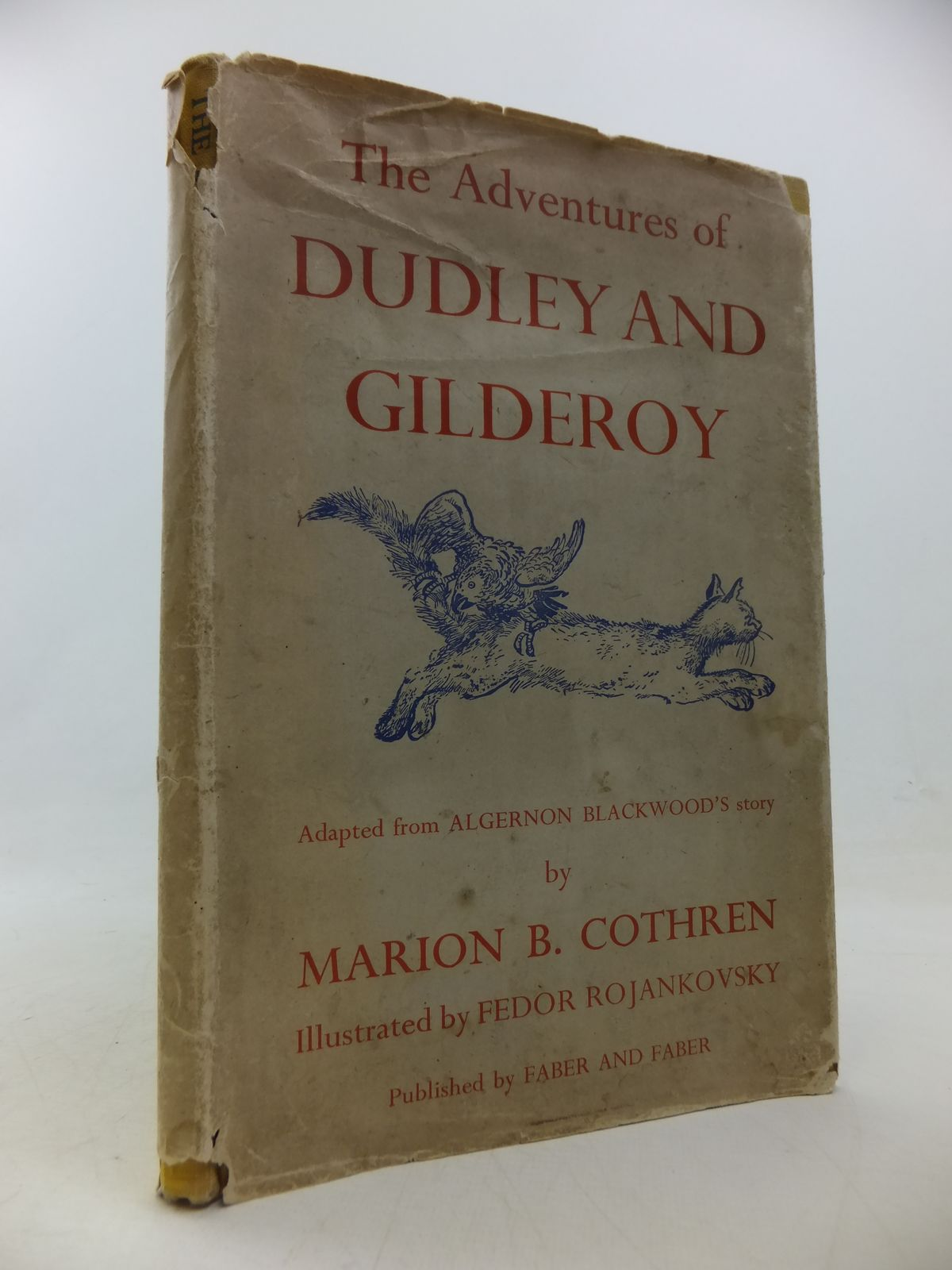 Photo of THE ADVENTURES OF DUDLEY AND GILDEROY- Stock Number: 2113105
