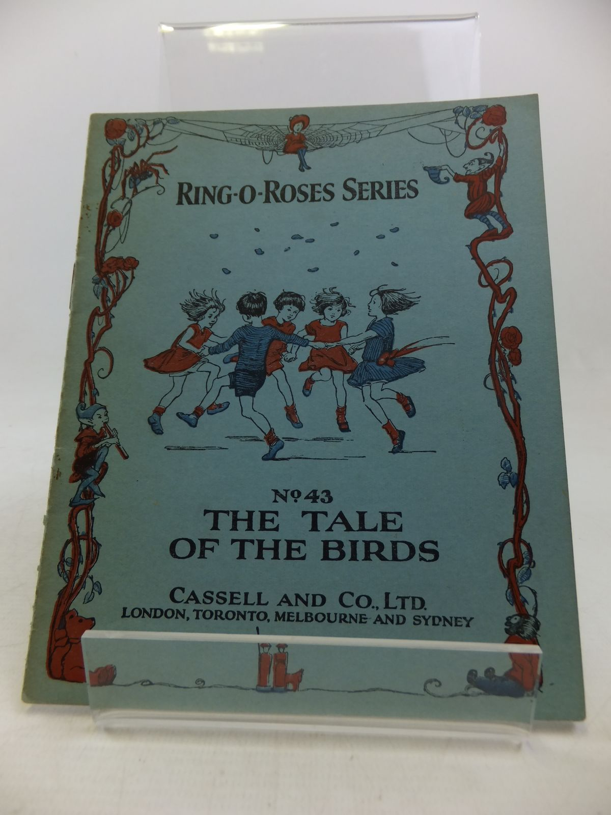 Photo of THE TALE OF THE BIRDS illustrated by Cowham, Hilda published by Cassell & Co. Ltd. (STOCK CODE: 2113128)  for sale by Stella & Rose's Books