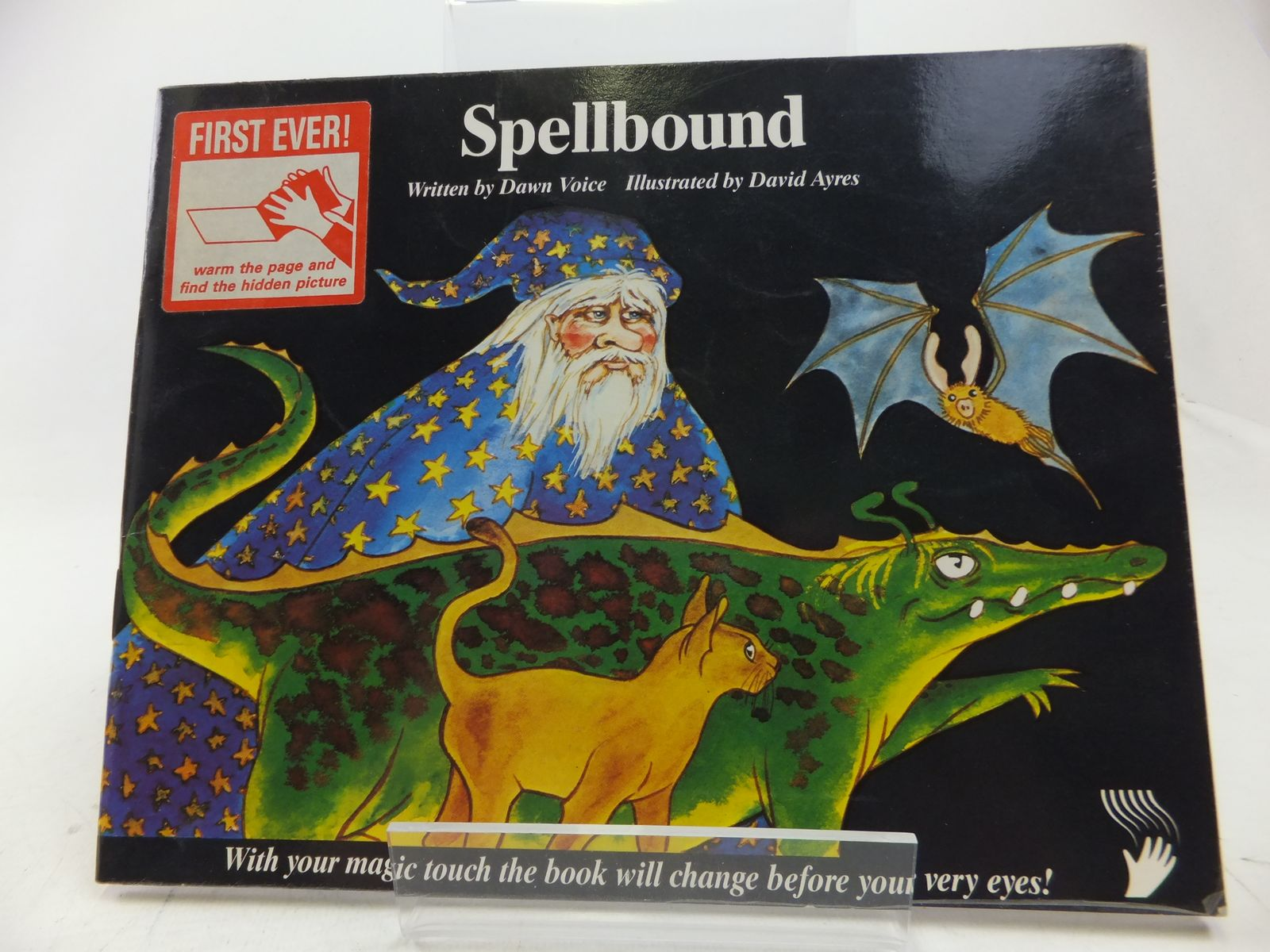 Photo of SPELLBOUND written by Voice, Dawn illustrated by Ayres, David published by Crystal Clear Publications Ltd (STOCK CODE: 2113131)  for sale by Stella & Rose's Books