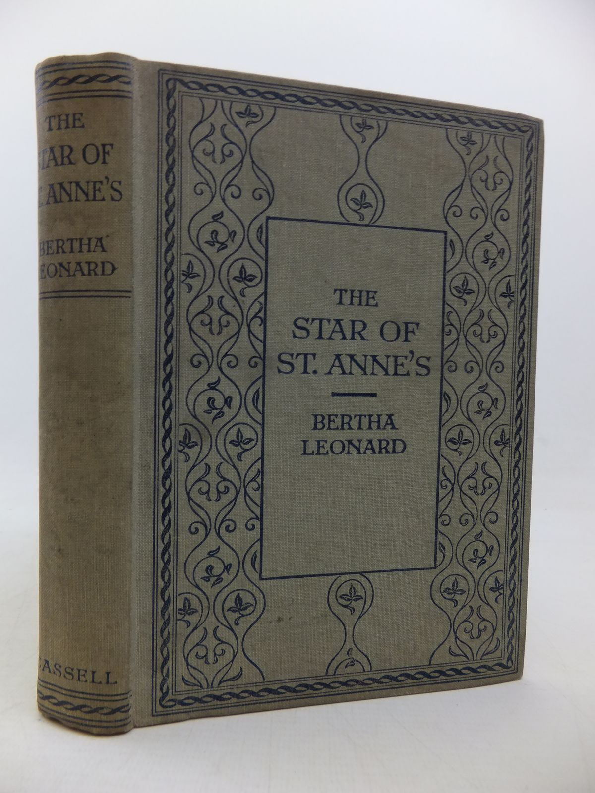 Photo of THE STAR OF ST. ANNE'S- Stock Number: 2113145