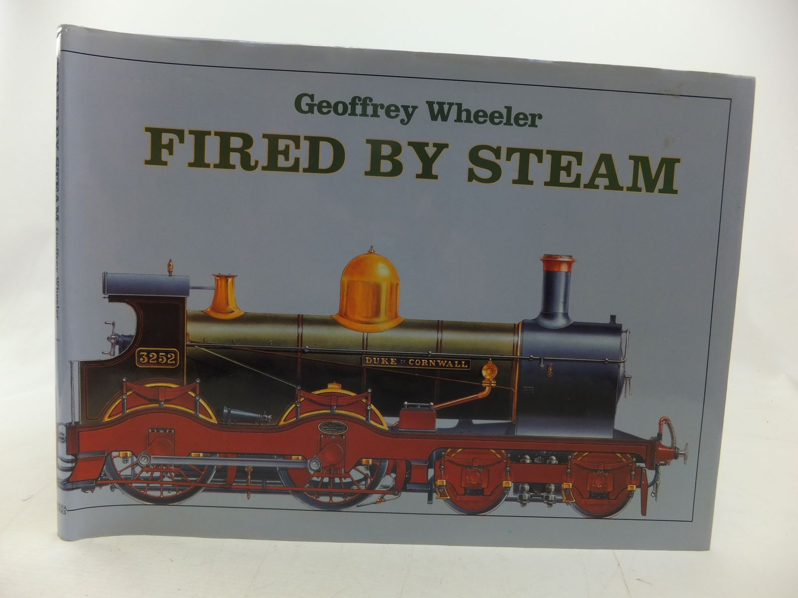 Photo of FIRED BY STEAM written by Wheeler, Geoffrey illustrated by Wheeler, Geoffrey et al., published by Magna Books (STOCK CODE: 2113163)  for sale by Stella & Rose's Books