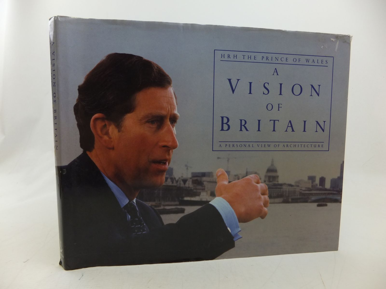 Photo of A VISION OF BRITAIN written by Wales, H.R.H. The Prince of published by Doubleday (STOCK CODE: 2113164)  for sale by Stella & Rose's Books