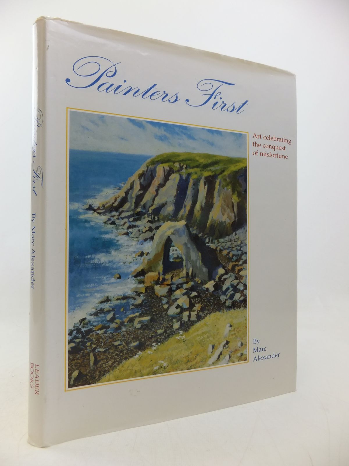 Photo of PAINTERS FIRST written by Alexander, Marc published by Leader Books (STOCK CODE: 2113173)  for sale by Stella & Rose's Books