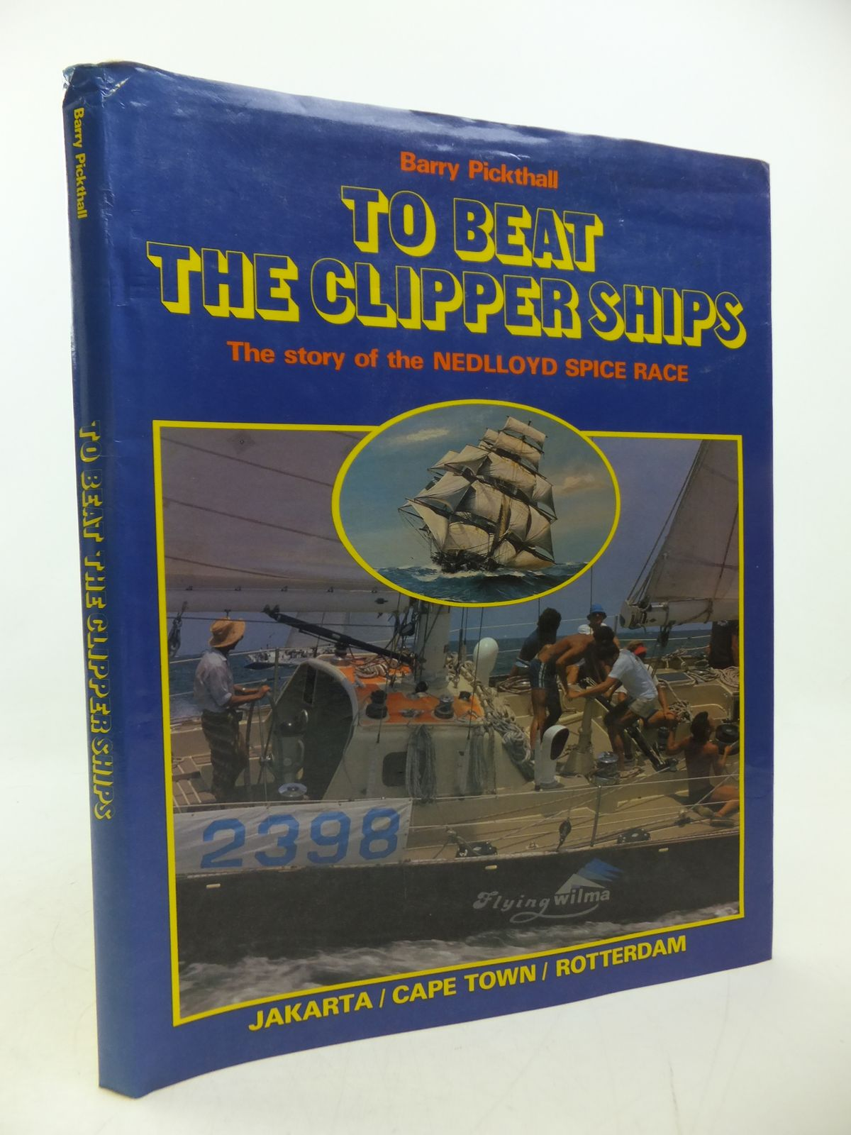 Photo of TO BEAT THE CLIPPER SHIPS written by Pickthall, Barry published by Brown, Son & Ferguson Ltd. (STOCK CODE: 2113200)  for sale by Stella & Rose's Books