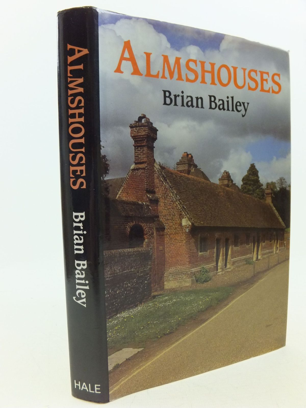 Photo of ALMSHOUSES written by Bailey, Brian published by Robert Hale (STOCK CODE: 2113397)  for sale by Stella & Rose's Books