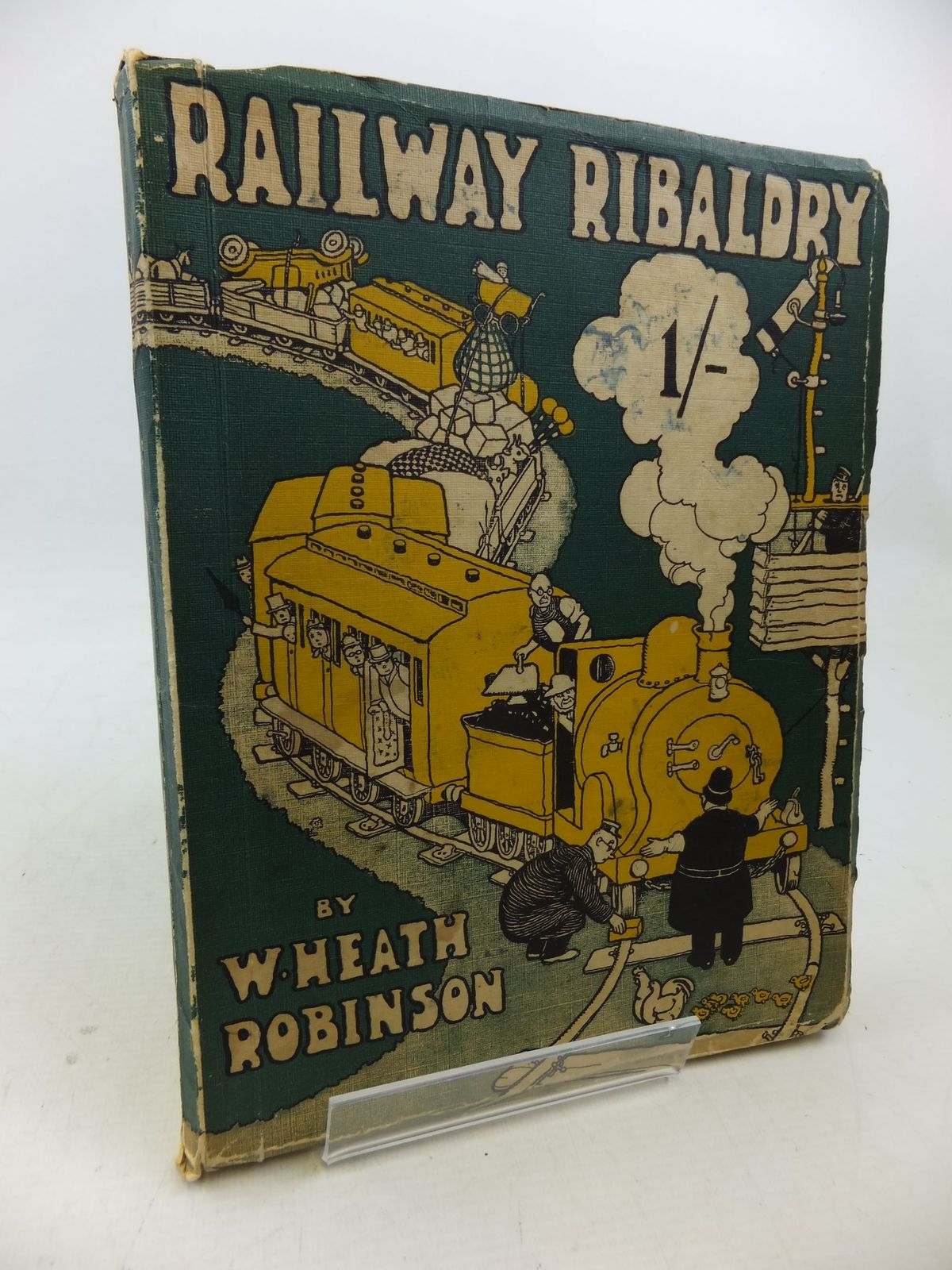 Photo of RAILWAY RIBALDRY- Stock Number: 2113413