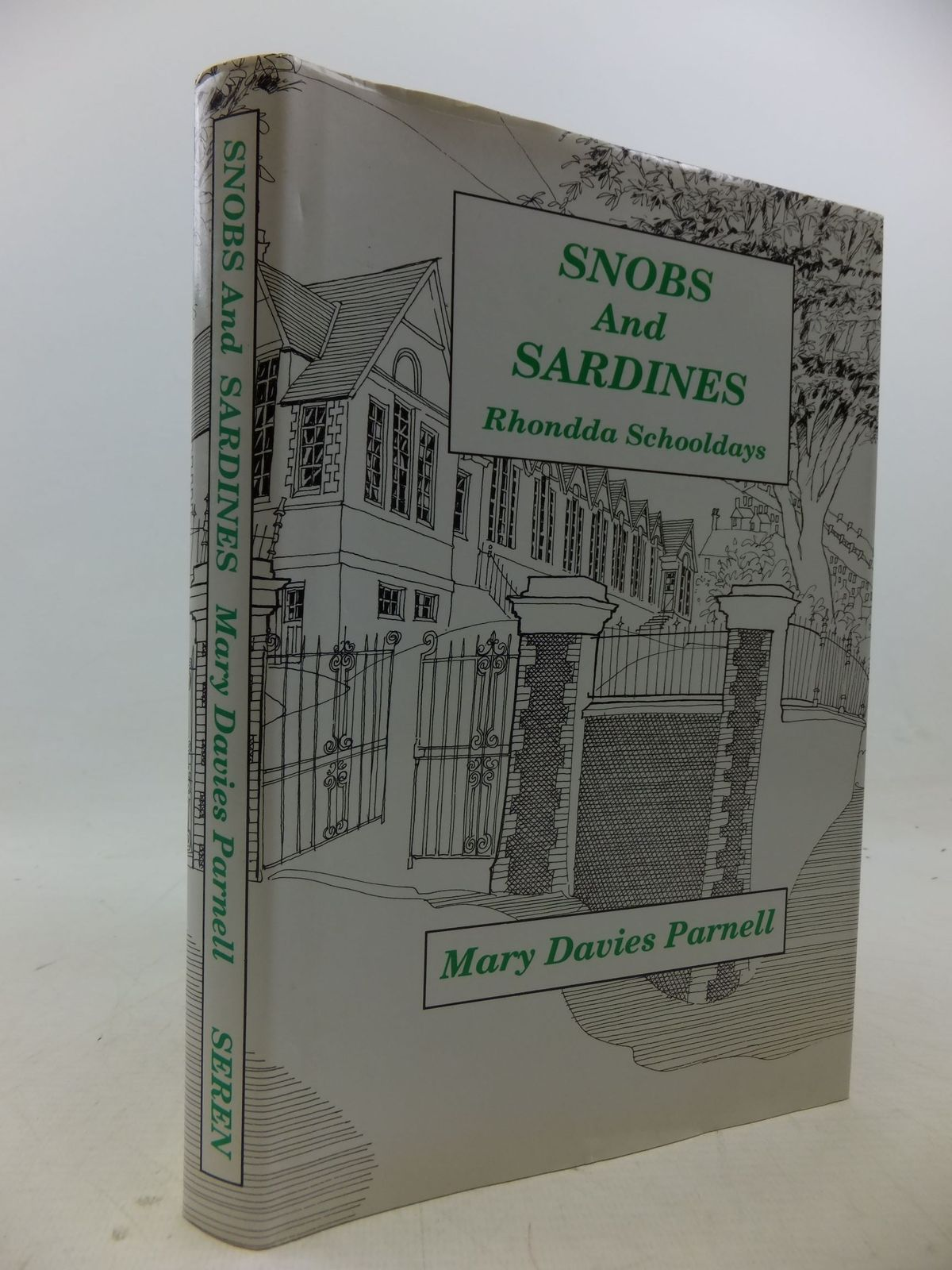 Photo of SNOBS AND SARDINES written by Parnell, Mary Davies published by Seren Books (STOCK CODE: 2113447)  for sale by Stella & Rose's Books