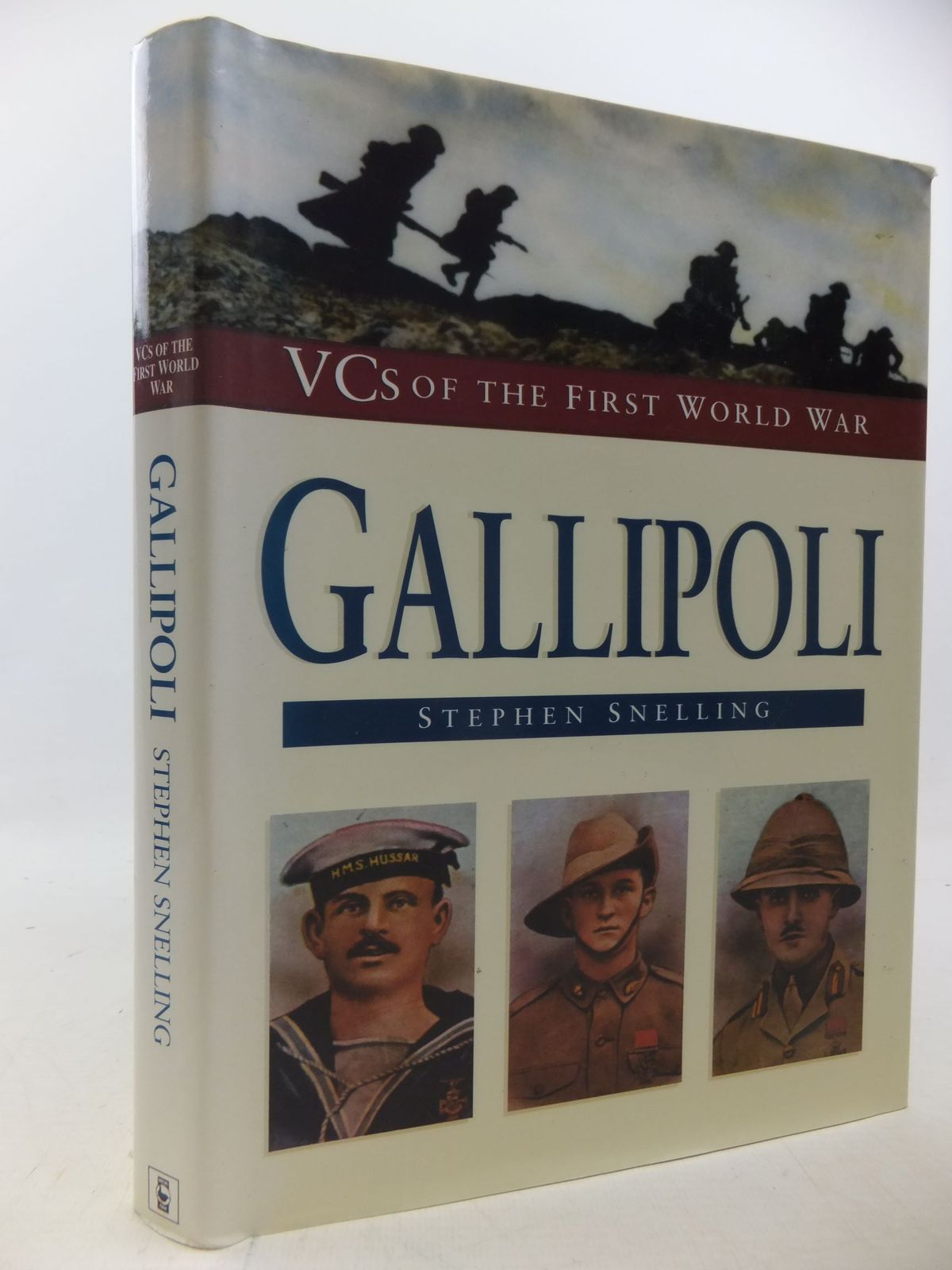 Photo of GALLIPOLI written by Snelling, Stephen published by Wrens Park Publishing (STOCK CODE: 2113462)  for sale by Stella & Rose's Books