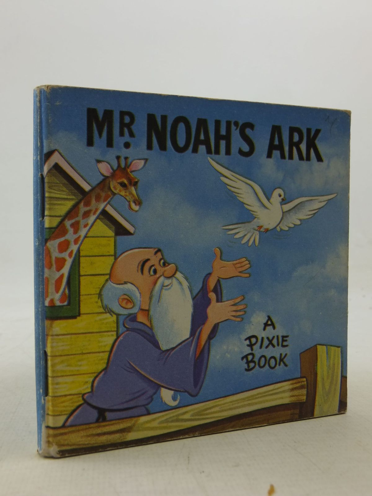 Photo of MR. NOAH'S ARK illustrated by Adby, Peter published by Collins (STOCK CODE: 2113489)  for sale by Stella & Rose's Books