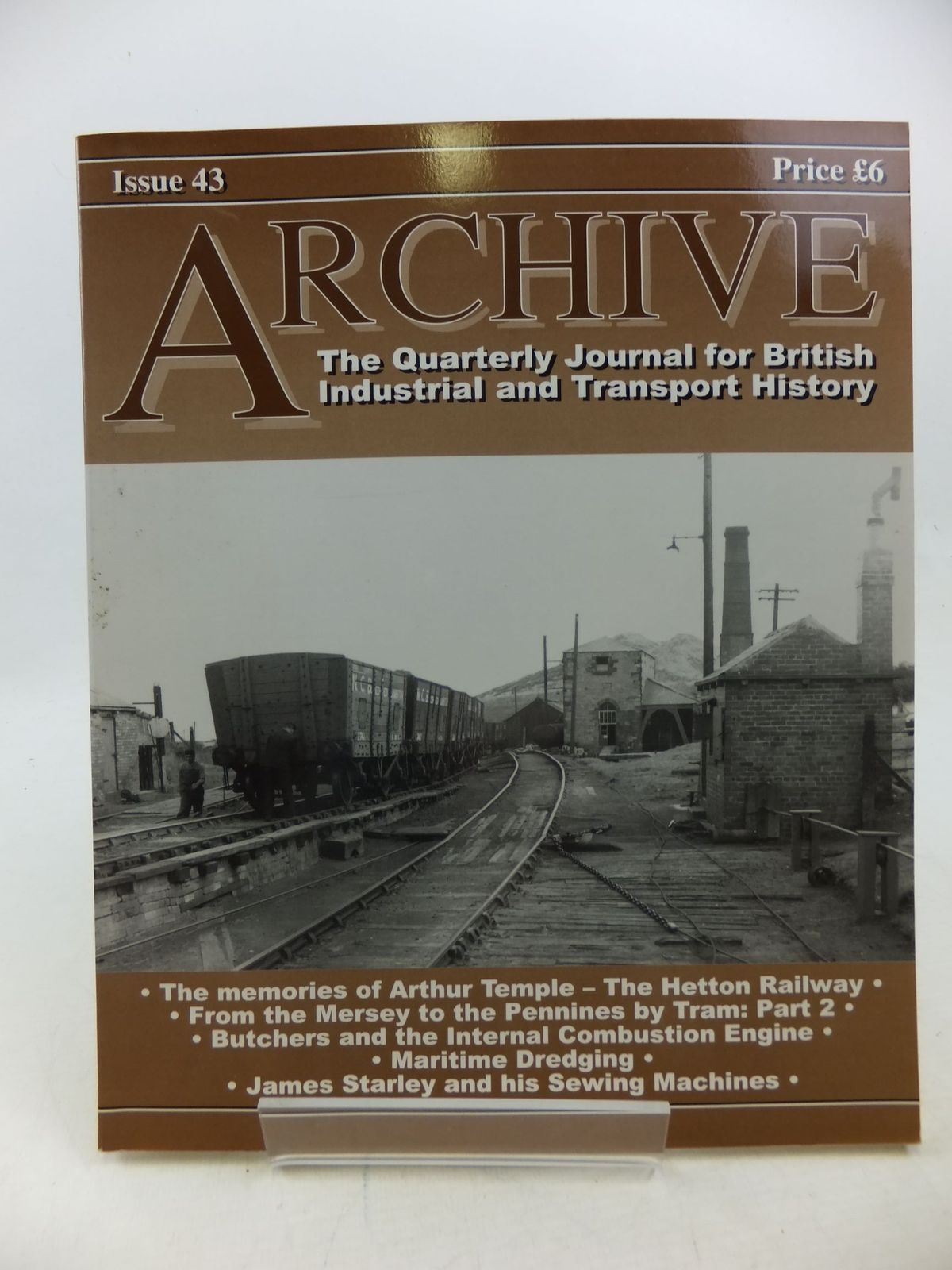Photo of ARCHIVE ISSUE 43 written by Mountford, Colin E. Maund, T.B. et al, published by Lightmoor Press (STOCK CODE: 2113542)  for sale by Stella & Rose's Books