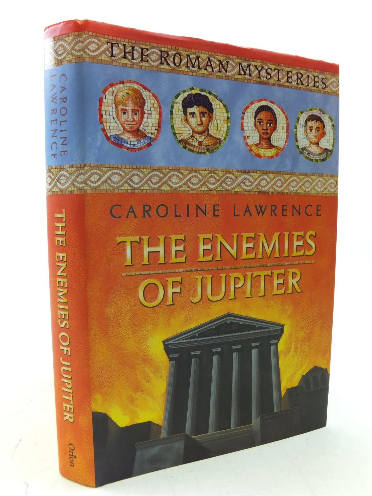 Photo of THE ENEMIES OF JUPITER- Stock Number: 2113592