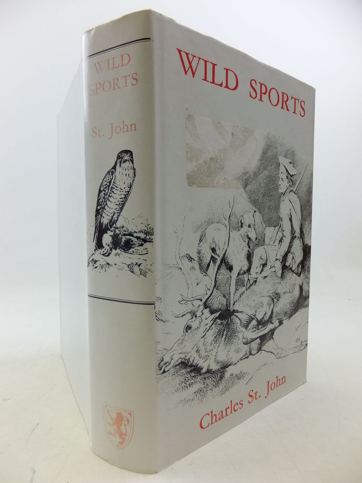 Photo of WILD SPORTS & NATURAL HISTORY OF THE HIGHLANDS written by St. John, Charles published by James Thin, Mercat Press (STOCK CODE: 2113740)  for sale by Stella & Rose's Books