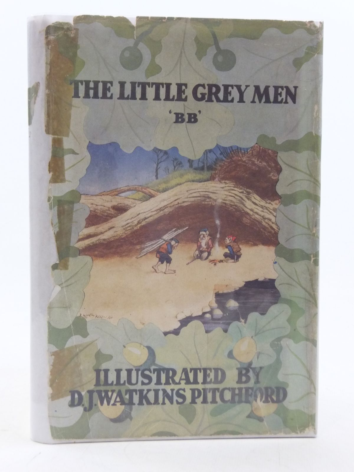 Photo of THE LITTLE GREY MEN- Stock Number: 2113813