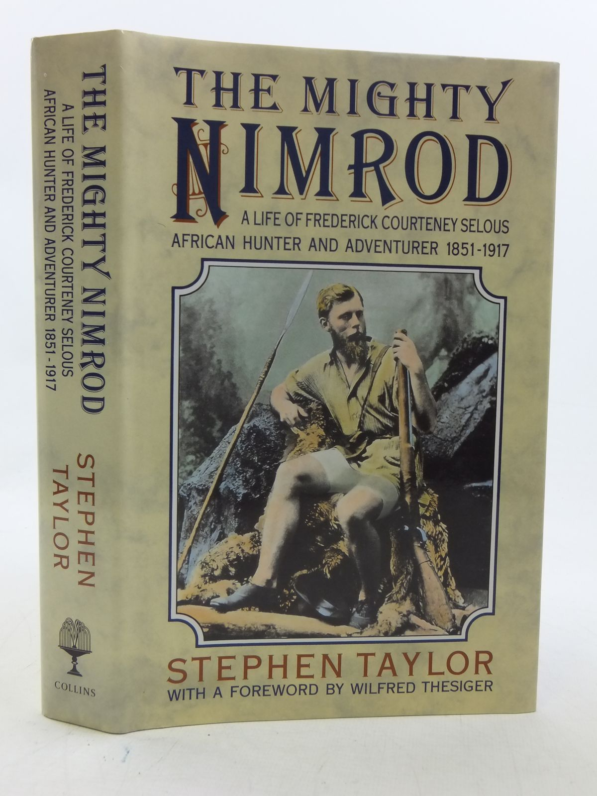 Photo of THE MIGHTY NIMROD written by Taylor, Stephen published by Collins (STOCK CODE: 2113828)  for sale by Stella & Rose's Books