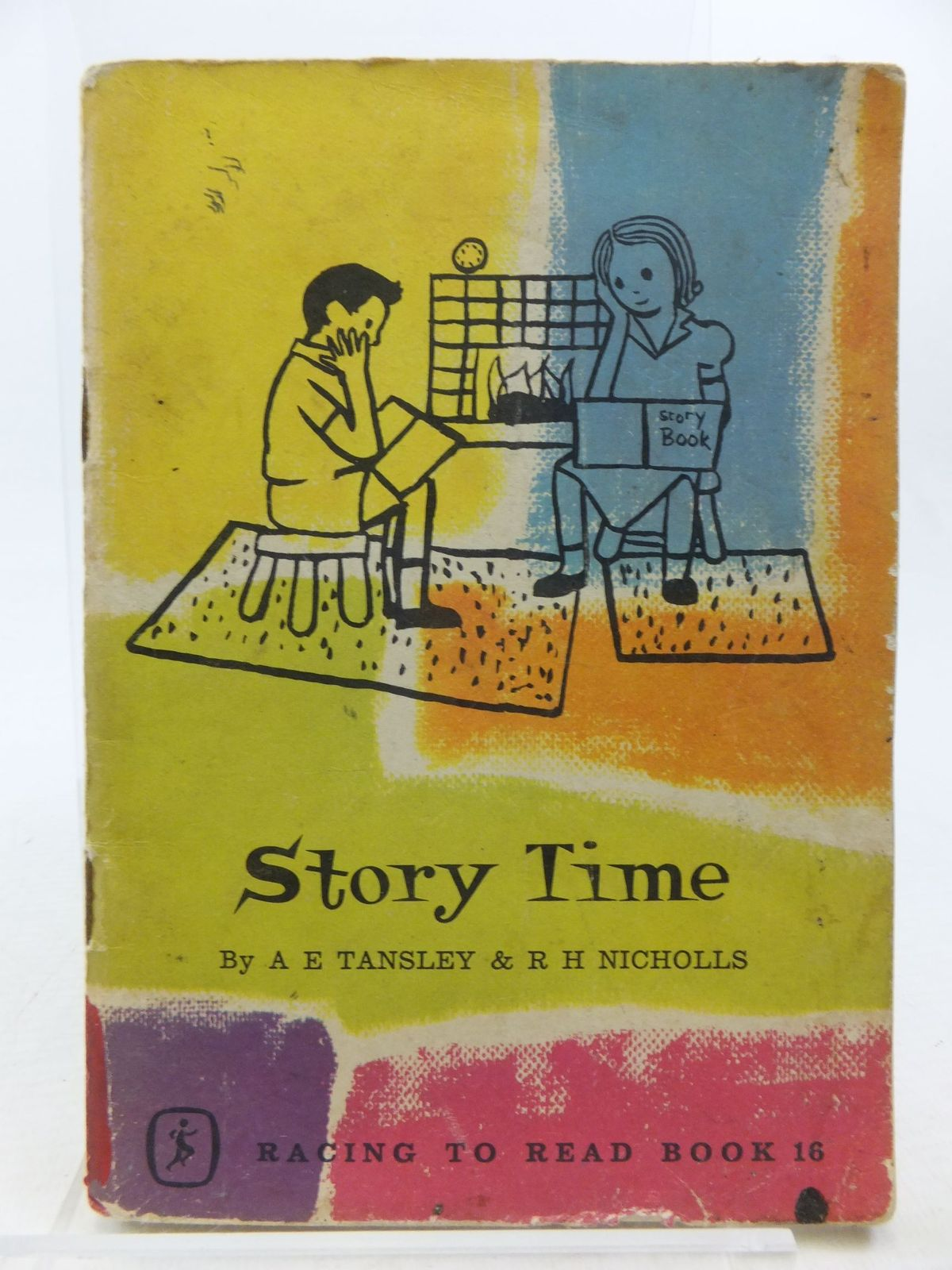 Photo of STORY TIME written by Tansley, A.E. Nicholls, R.H. illustrated by Pash, F. published by E.J. Arnold & Son Ltd. (STOCK CODE: 2114086)  for sale by Stella & Rose's Books
