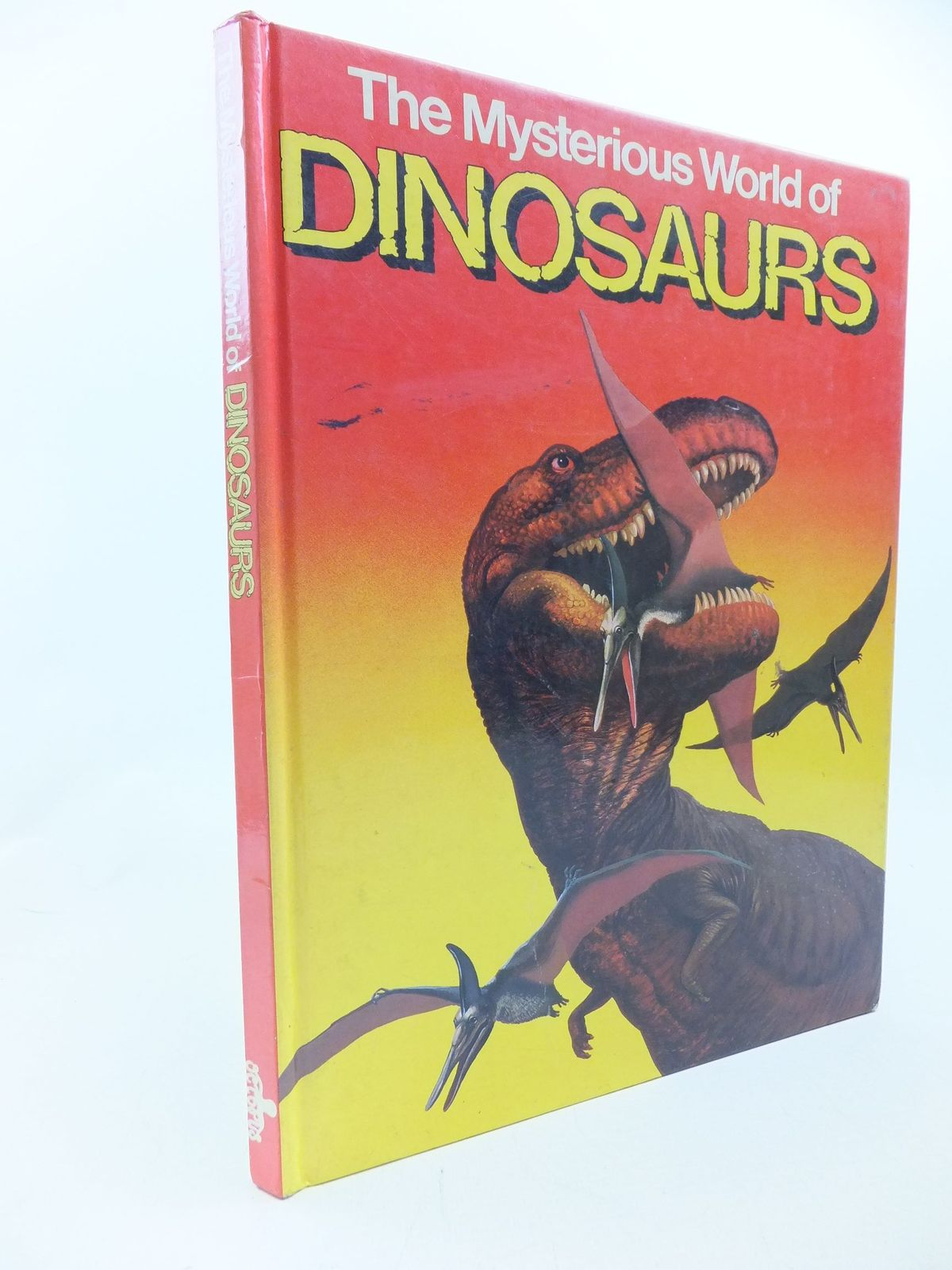 Photo of THE MYSTERIOUS WORLD OF DINOSAURS- Stock Number: 2114142