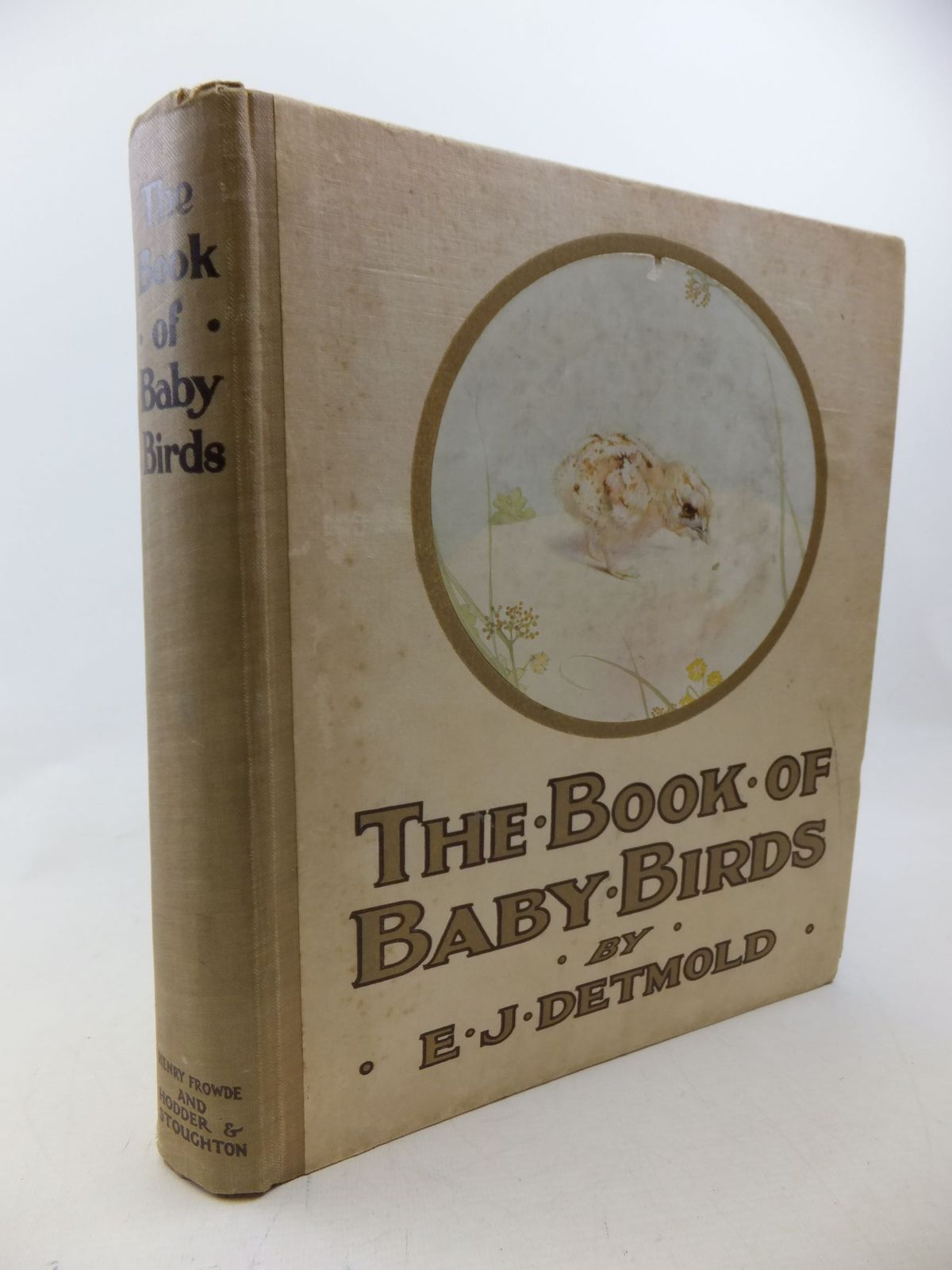 Photo of THE BOOK OF BABY BIRDS- Stock Number: 2114160