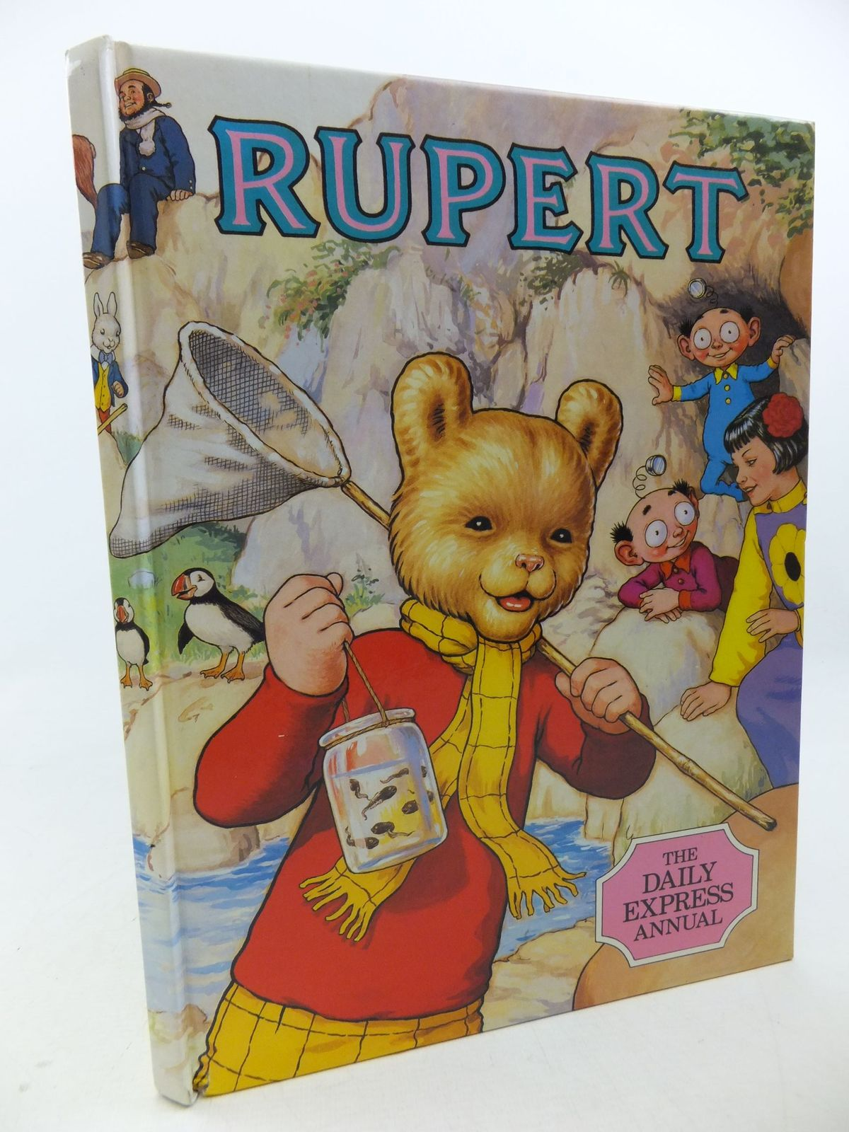 Photo of RUPERT ANNUAL 1986 illustrated by Harrold, John published by Express Newspapers Ltd. (STOCK CODE: 2114241)  for sale by Stella & Rose's Books