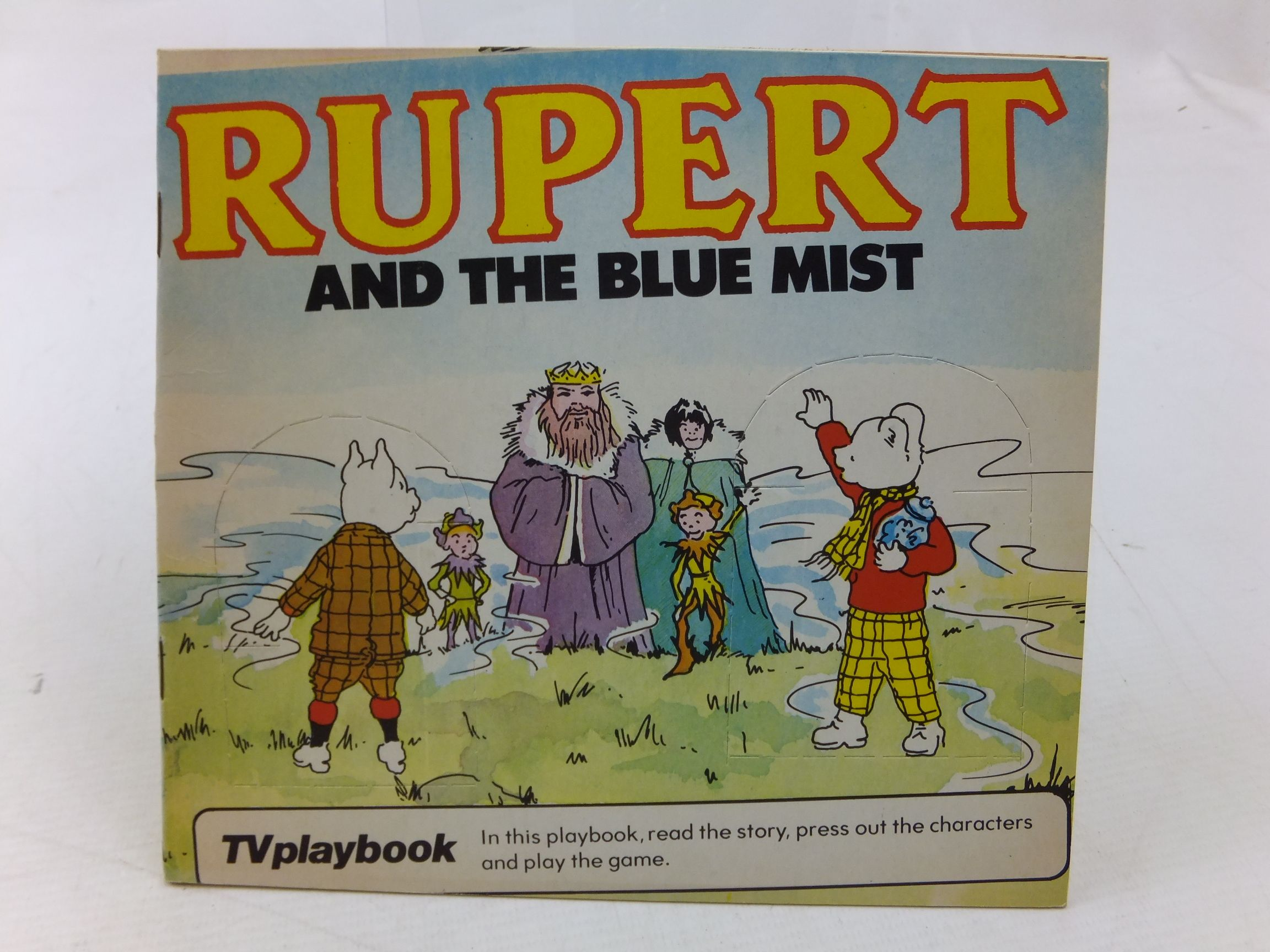 Photo of RUPERT AND THE BLUE MIST- Stock Number: 2114267