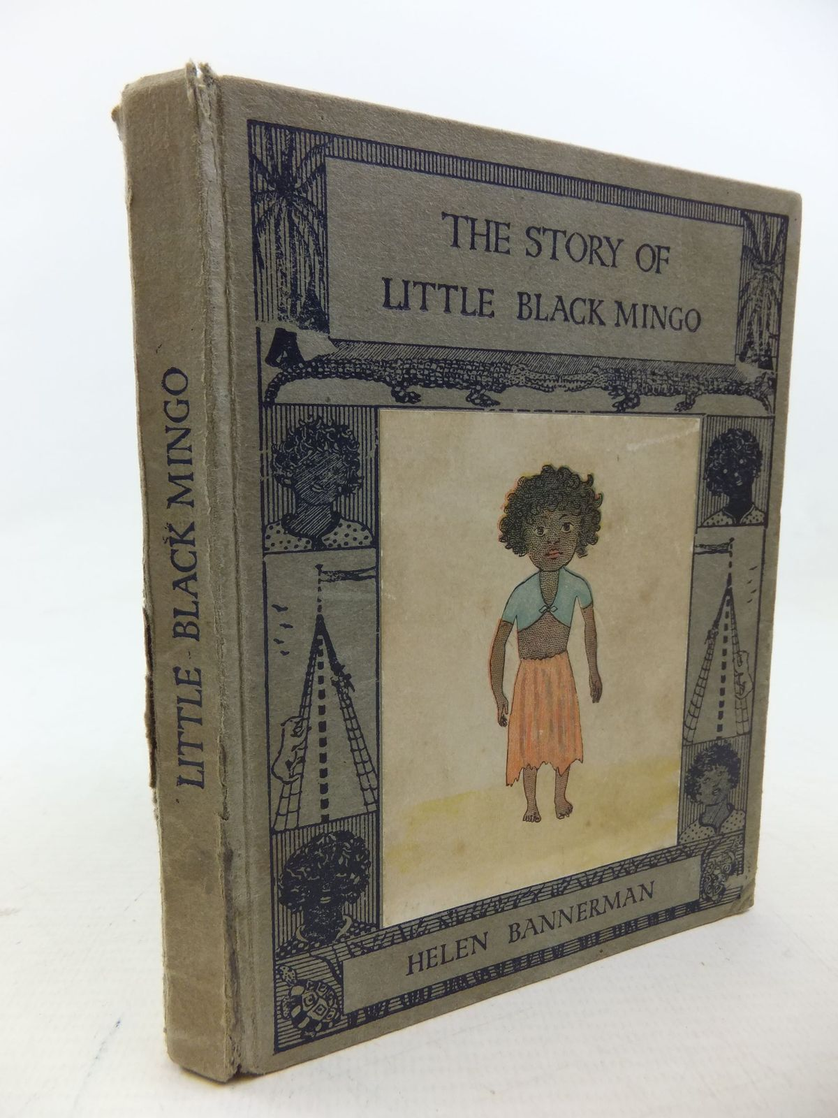 Photo of THE STORY OF LITTLE BLACK MINGO- Stock Number: 2114330