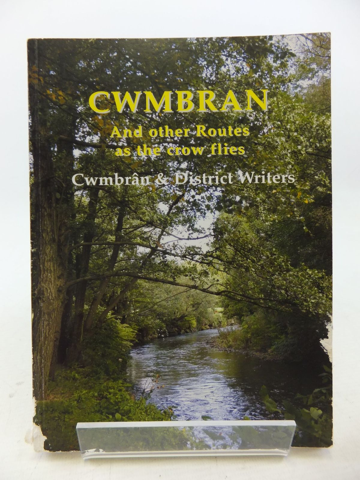 Photo of CWMBRAN AND OTHER ROUTES AS THE CROW FLIES written by Barber, Chris