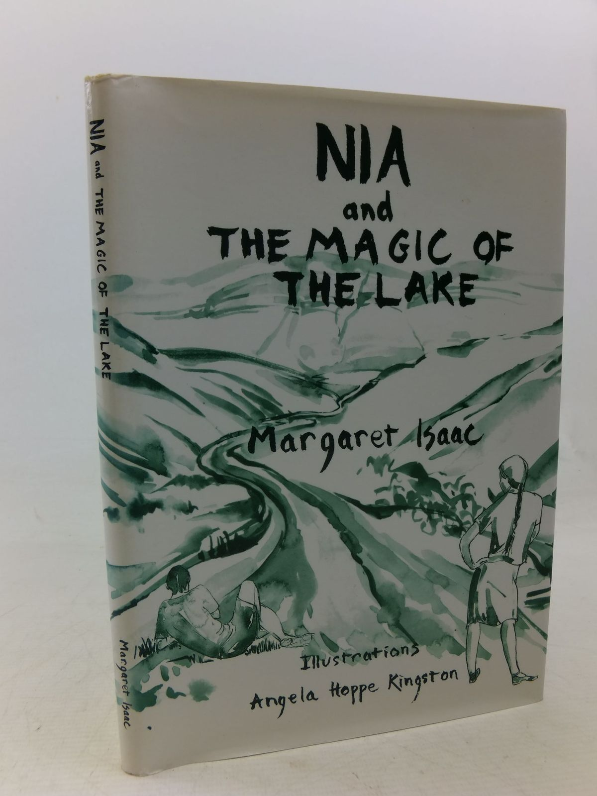 Photo of NIA AND THE MAGIC OF THE LAKE- Stock Number: 2114405