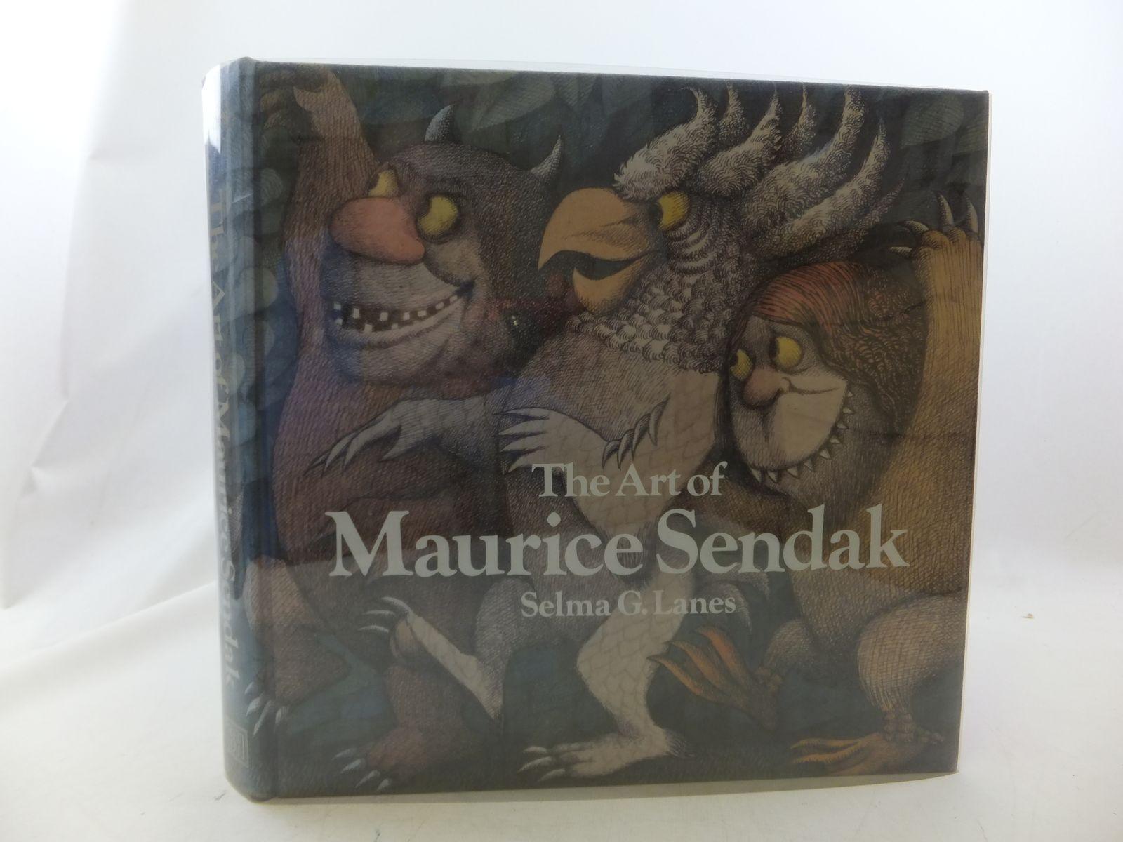 Photo of THE ART OF MAURICE SENDAK- Stock Number: 2114423