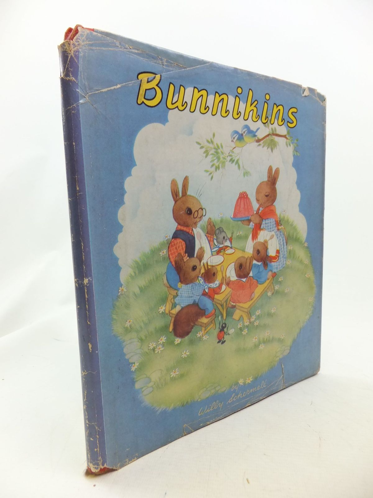 Photo of BUNNIKINS written by Schermele, Willy illustrated by Schermele, Willy published by Juvenile Productions Ltd. (STOCK CODE: 2114481)  for sale by Stella & Rose's Books