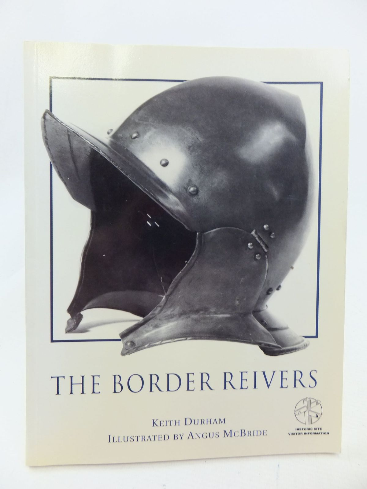 Photo of THE BORDER REIVERS written by Durham, Keith illustrated by McBride, Angus published by Osprey Publications Ltd (STOCK CODE: 2114566)  for sale by Stella & Rose's Books