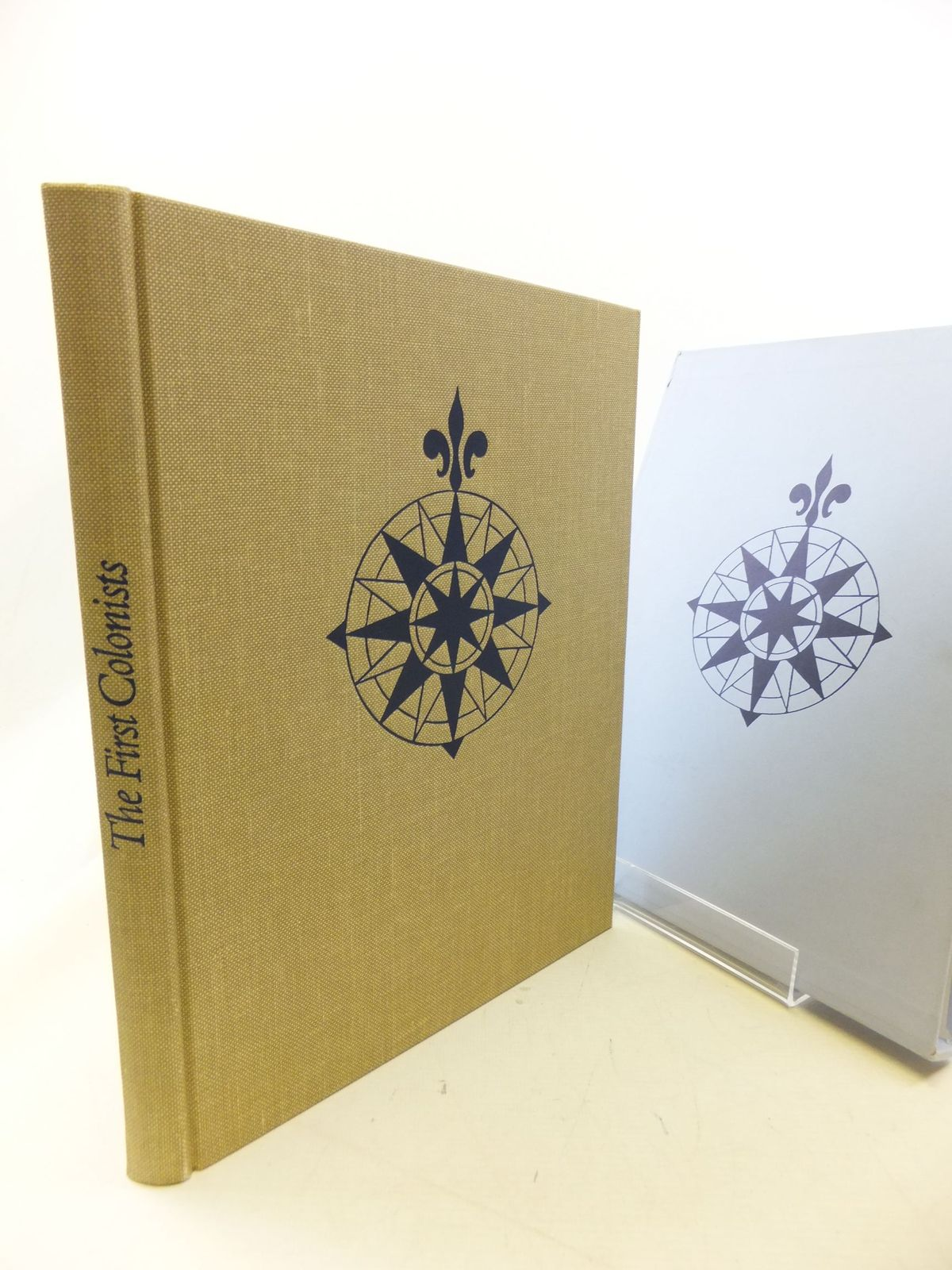 Photo of THE FIRST COLONISTS written by Hakluyt, Richard Rowse, A.L. published by Folio Society (STOCK CODE: 2114617)  for sale by Stella & Rose's Books