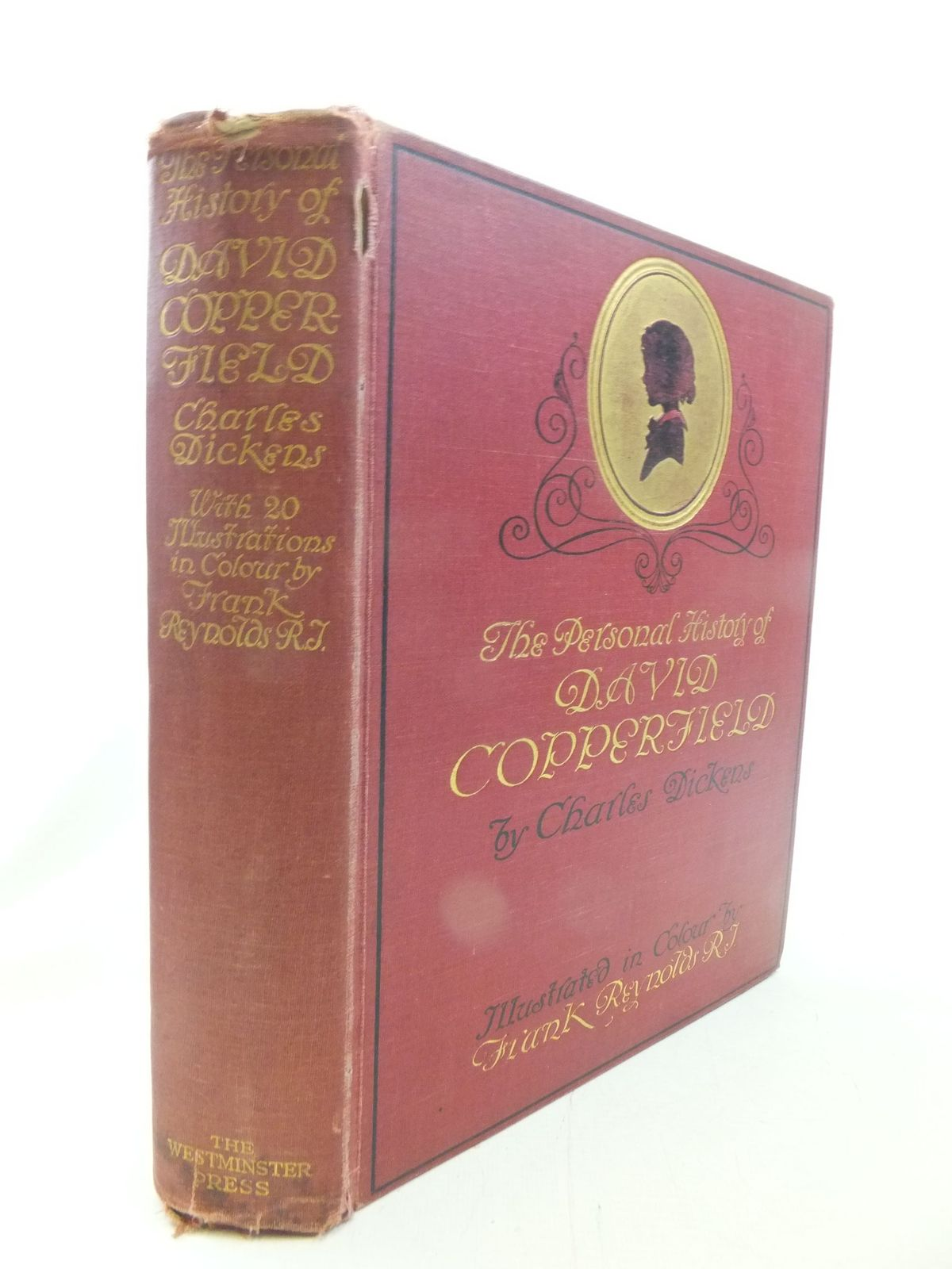 Photo of THE PERSONAL HISTORY OF DAVID COPPERFIELD written by Dickens, Charles illustrated by Reynolds, Frank published by The Westminster Press (STOCK CODE: 2114697)  for sale by Stella & Rose's Books
